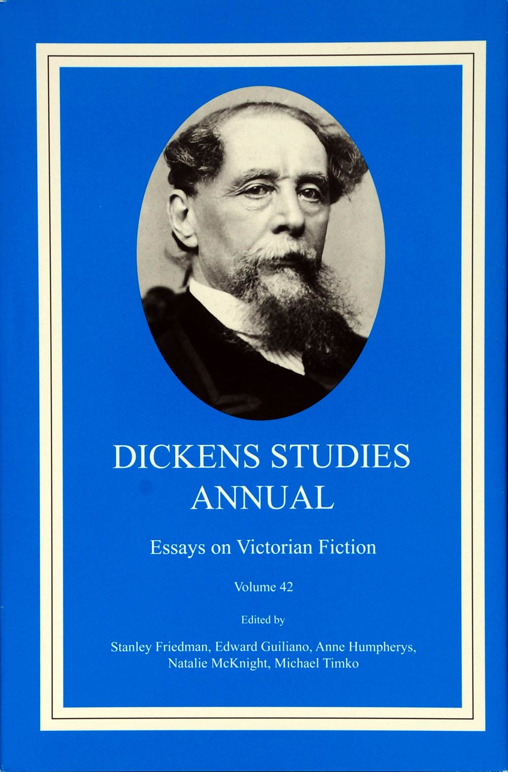 Stanley Friedman, Edward Guiliano [et al], editors. Dickens Studies Annual: Essays on Victorian Fiction. Volume 42. New York: AMS Press, Inc., 2011