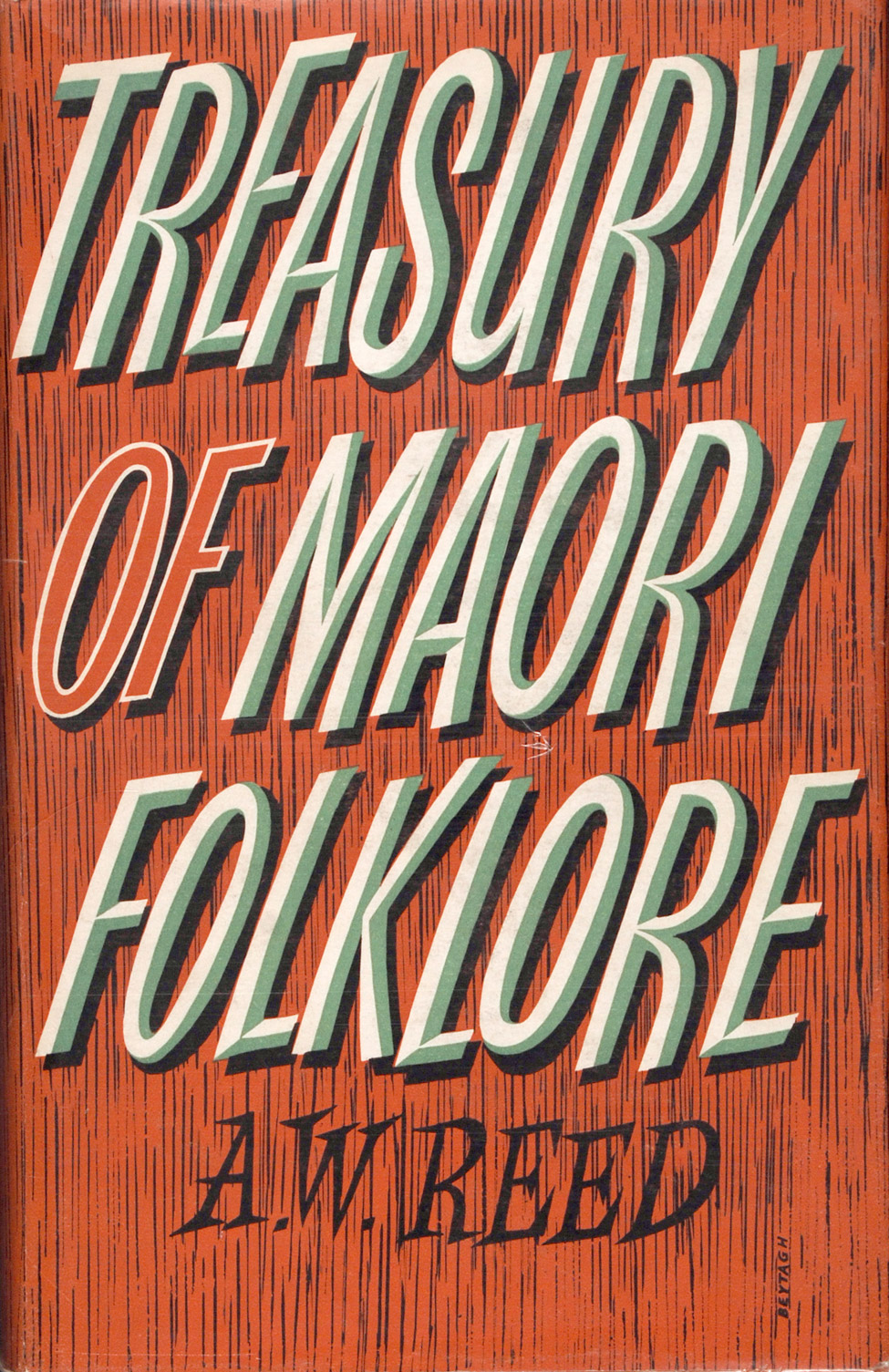 A. W. Reed. <i>Treasury of Maori Folklore. </i> Wellington: A. H. & A. W. Reed, 1963.