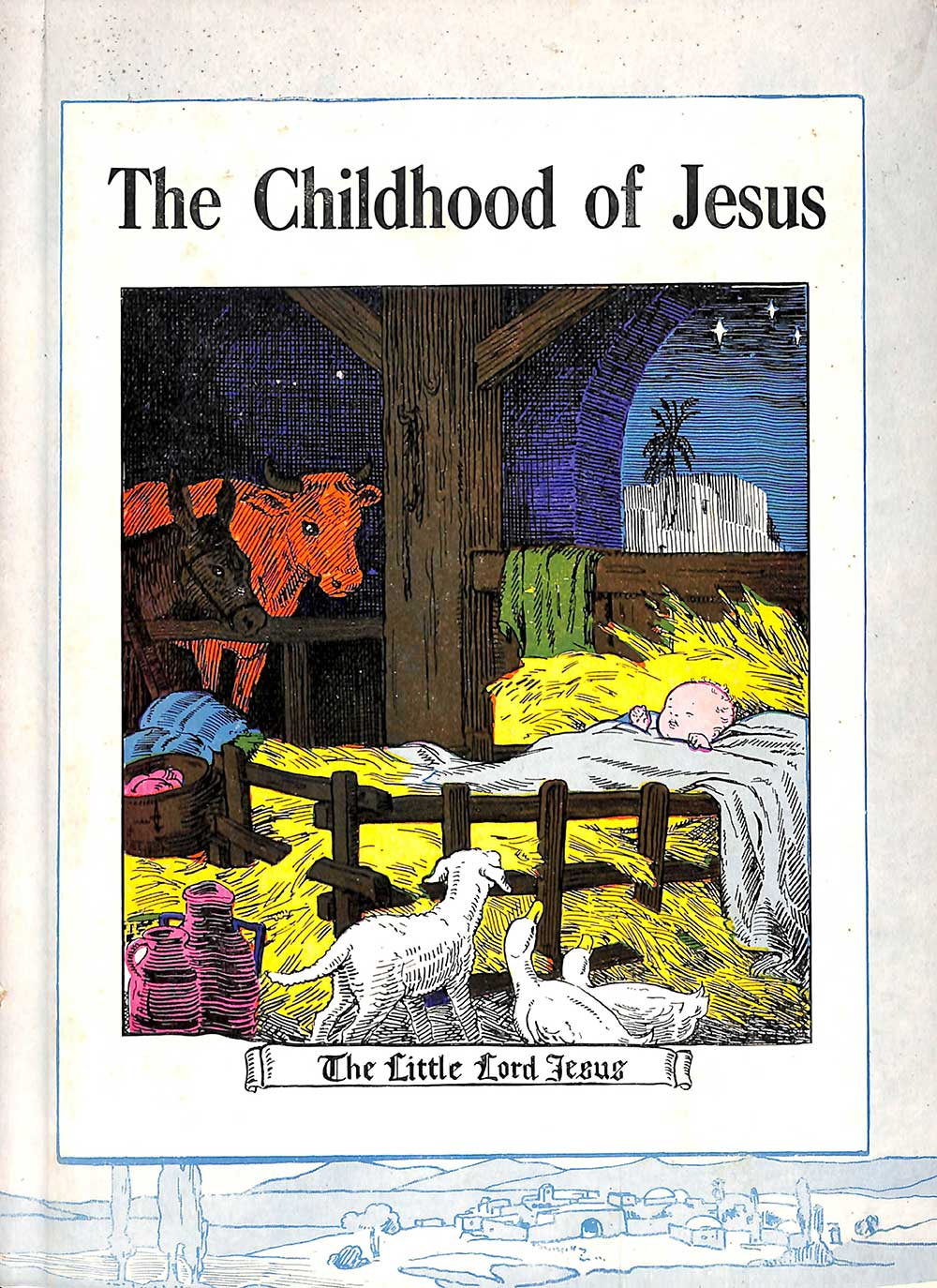 A.W. Reed. <em>The childhood of Jesus.</em> Wellington: A.H. & A.W. Reed, 1947.