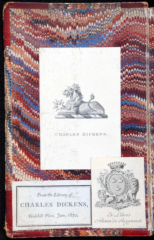 Charles Dickens. <em>Le magasin d'antiquites</em>. Paris: Libraire de L. Hachette et Cie., 1857.