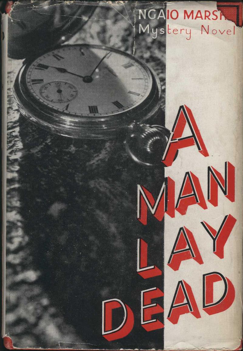 Ngaio Marsh: Doyen of New Zealand Crime Fiction