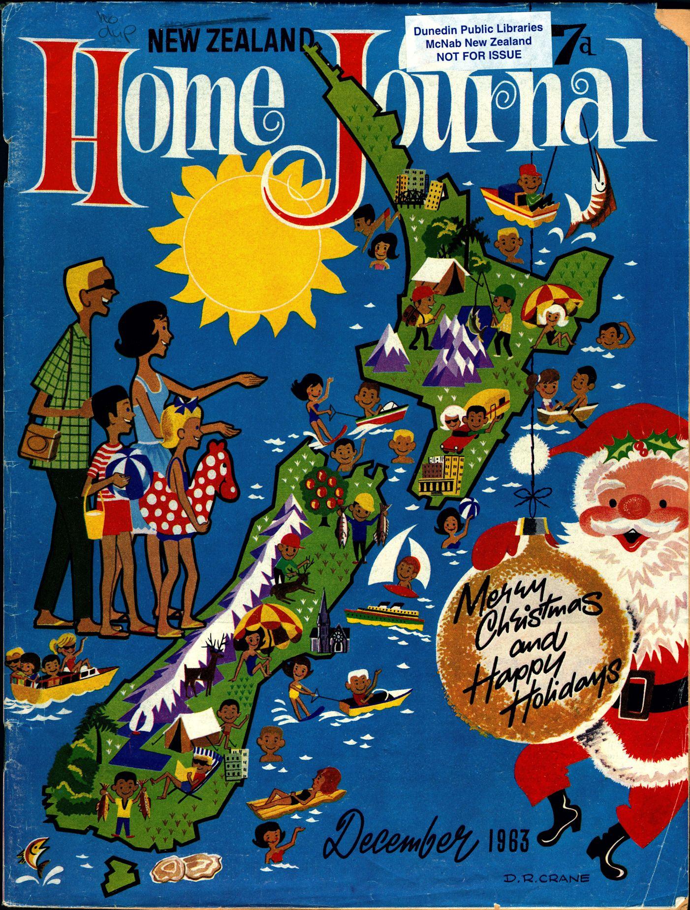 New Zealand Home Journal. December 1963.