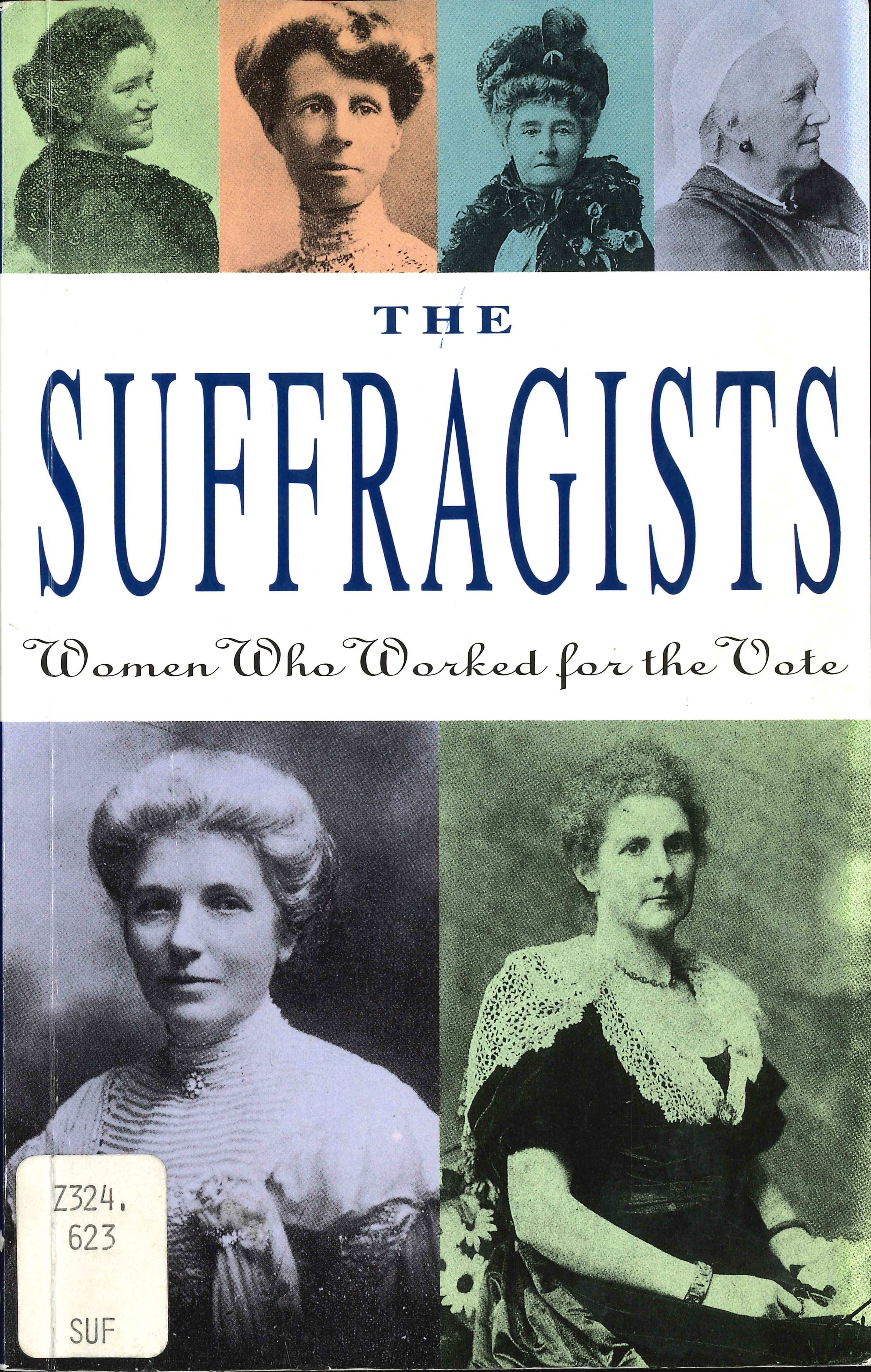 The suffragists: women who worked for the vote. Wellington: Bridget Williams Books; Dictionary of New Zealand Biography, 1993.