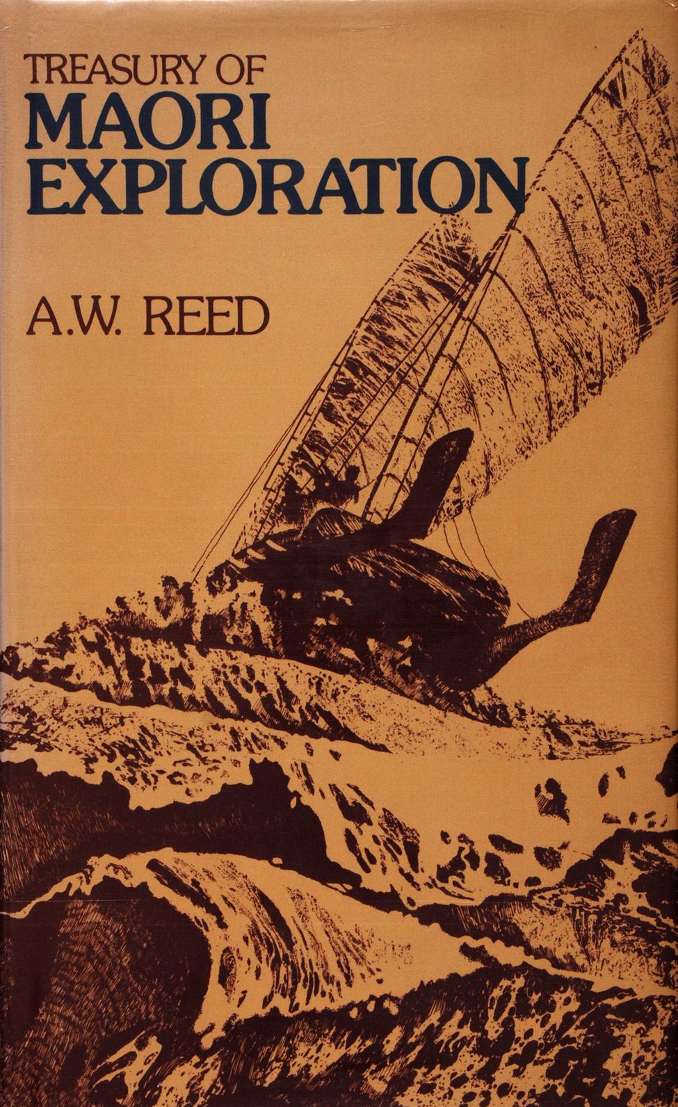 A. W. Reed. <i>Treasury of Maori Exploration: Legends Relating to the First Polynesian Explorers of New Zealand. </i> Wellington: A. H. & A. W. Reed, 1977.