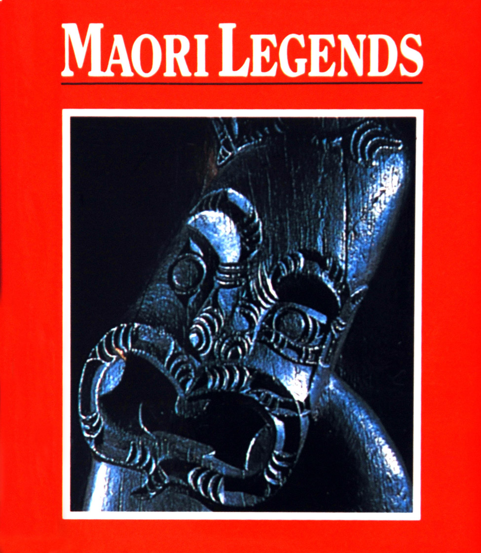 <i>Maori Legends … Illustrated by Manu Smith. </i> Auckland: Reed Publishing (NZ) Ltd., 1993. Miniature book measuring 74mm in height.