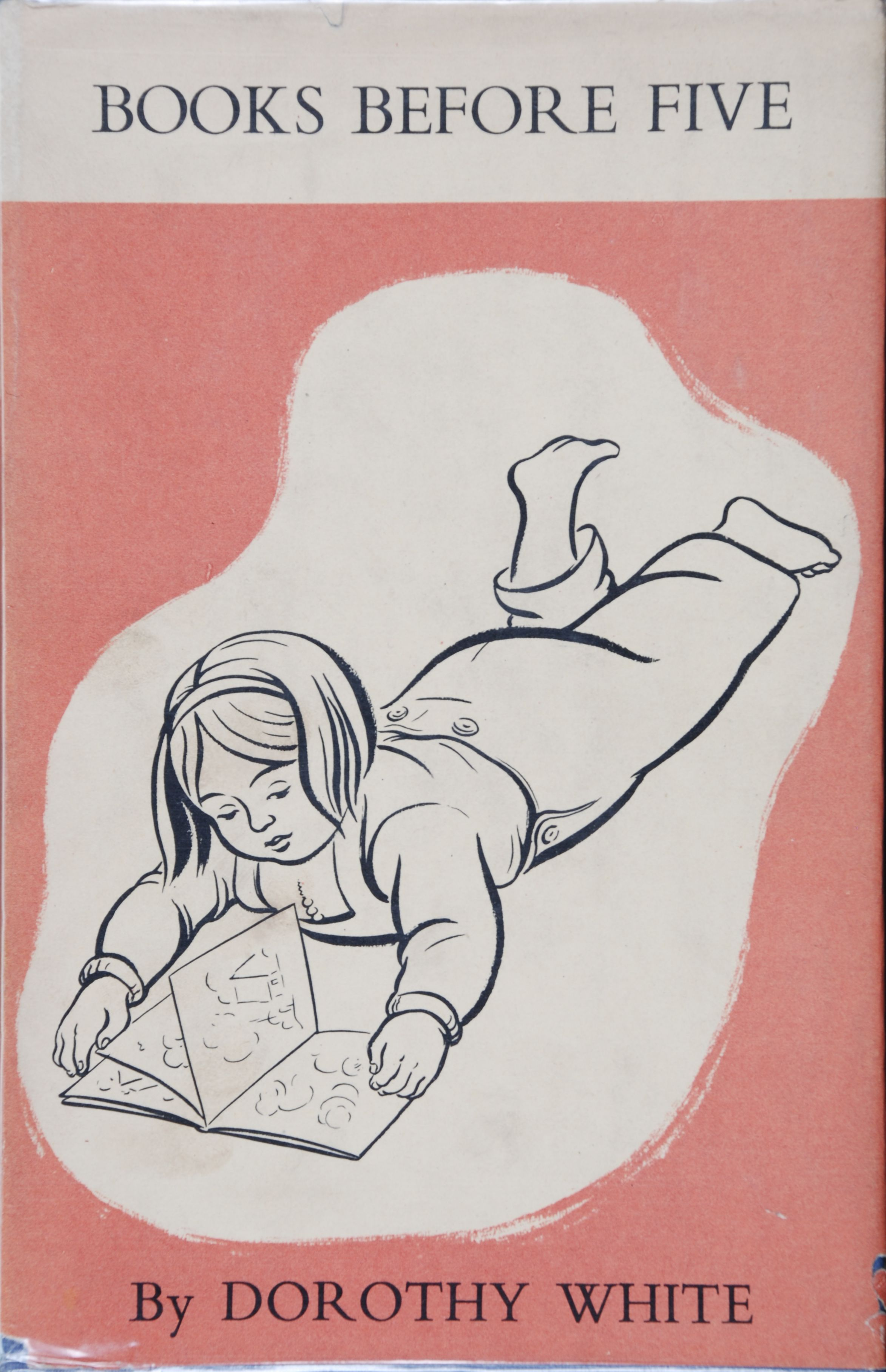 Dorothy Neal White. Books before five.  Wellington: New Zealand Council for Educational Research, 1954