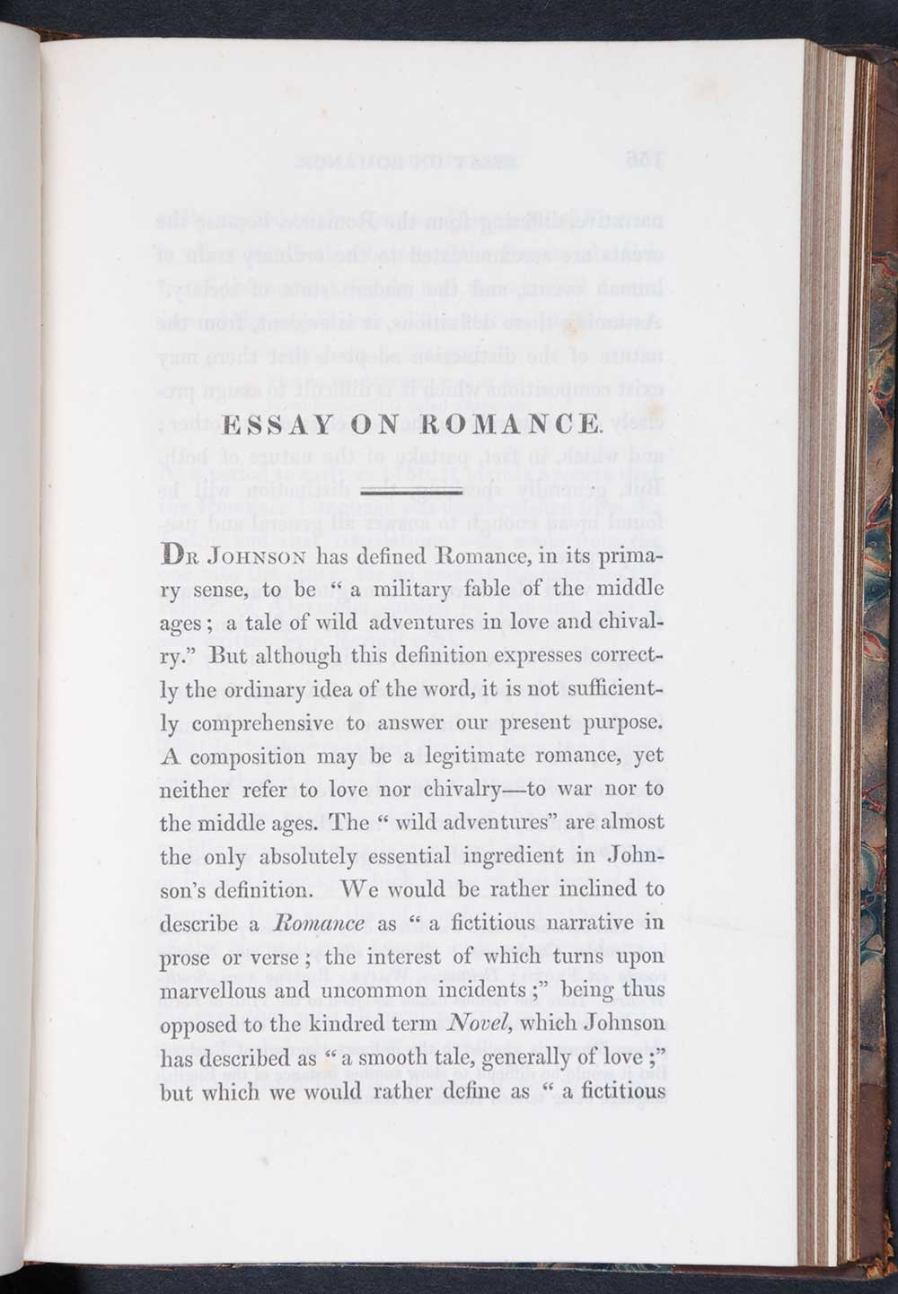 essay romance walter scott Buy essays on chivalry, romance, and the drama by walter scott (isbn: ) from amazon's book store everyday low prices and free delivery on eligible orders.