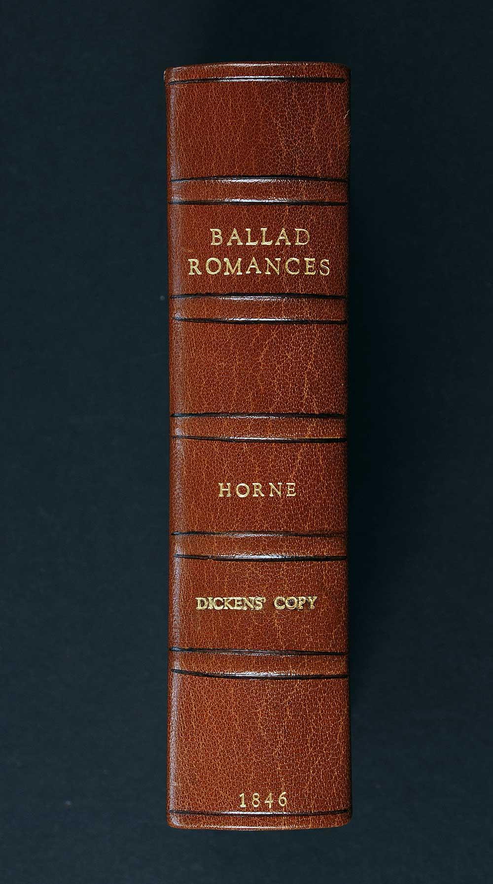 Richard H. Horne. <em>Ballad romances</em>. London: Charles Ollier, 1846.