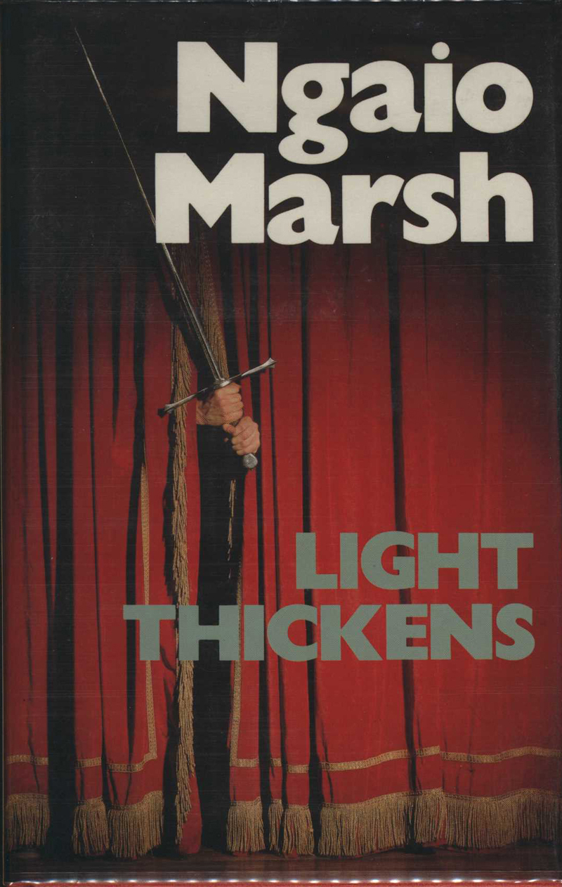 Marsh, N. Light Thickens. London: Collins, 1982