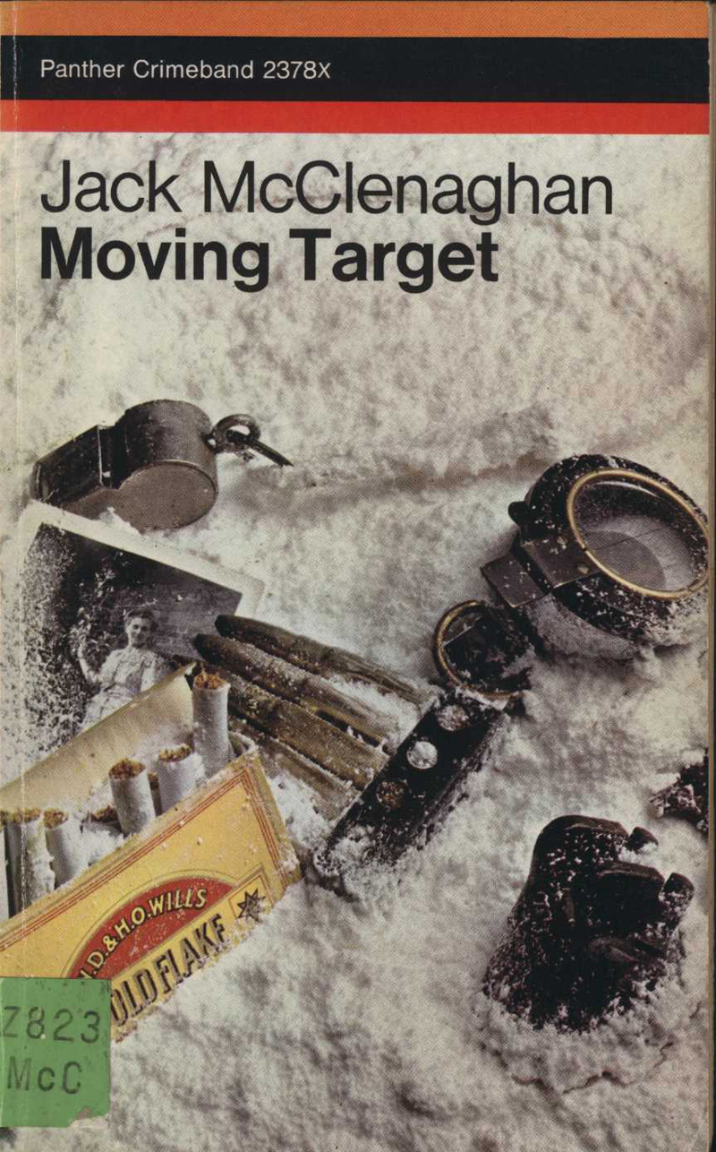 McClenaghan, J. Moving Target. London: Panther Books, 1968