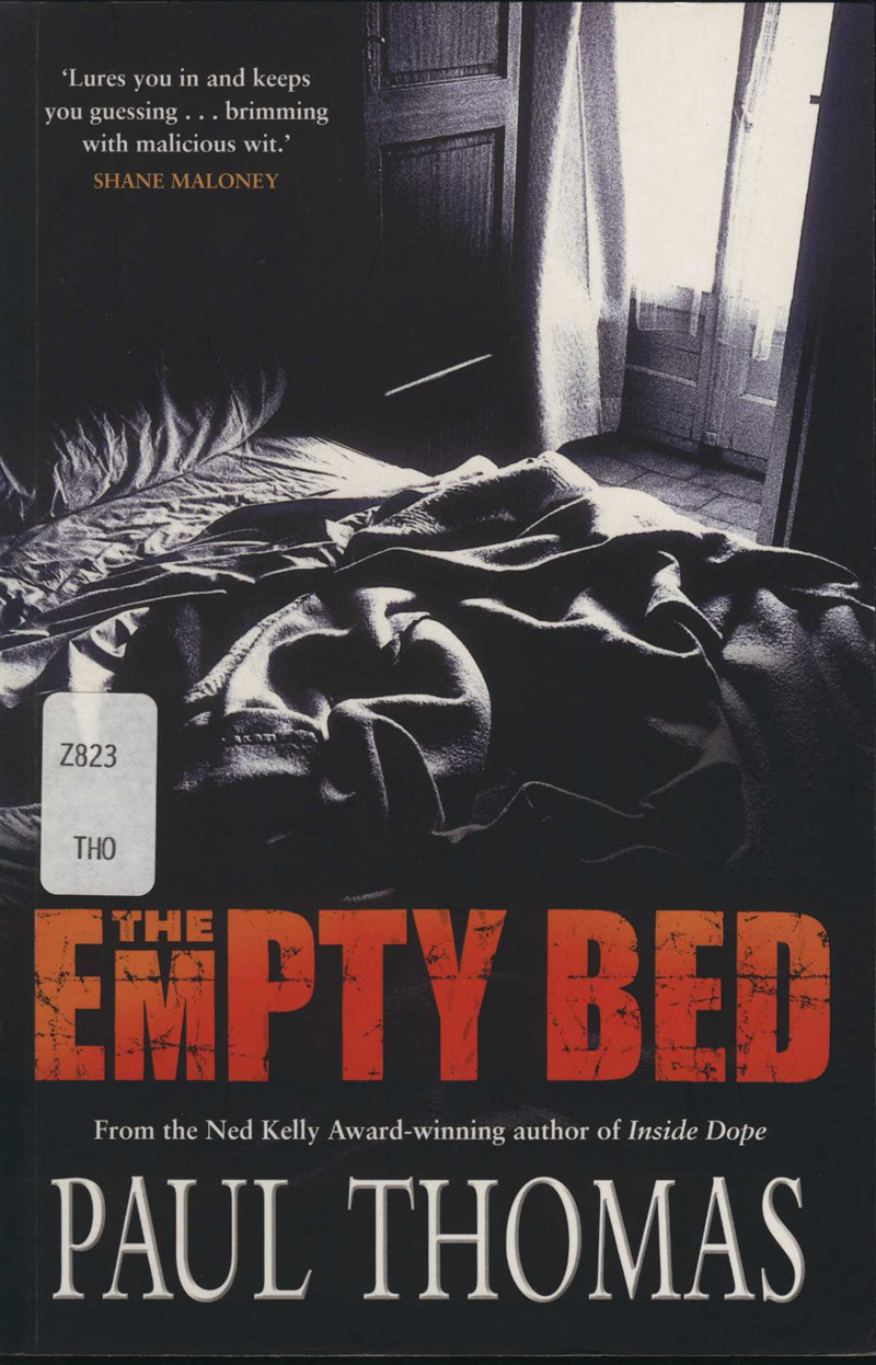 Thomas, P. The Empty Bed. Sydney: Harper Collins, 2002