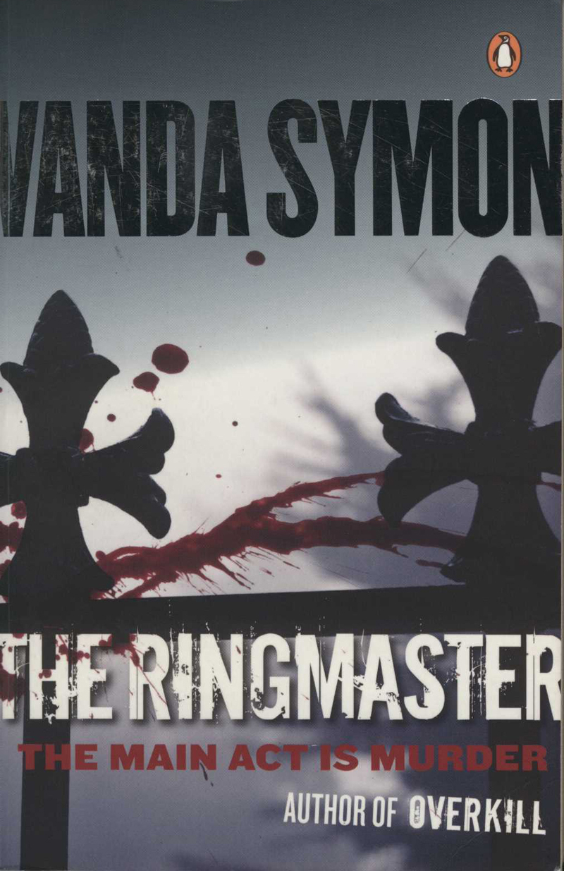 Symon, V. The Ringmaster. Auckland: Penguin, 2008