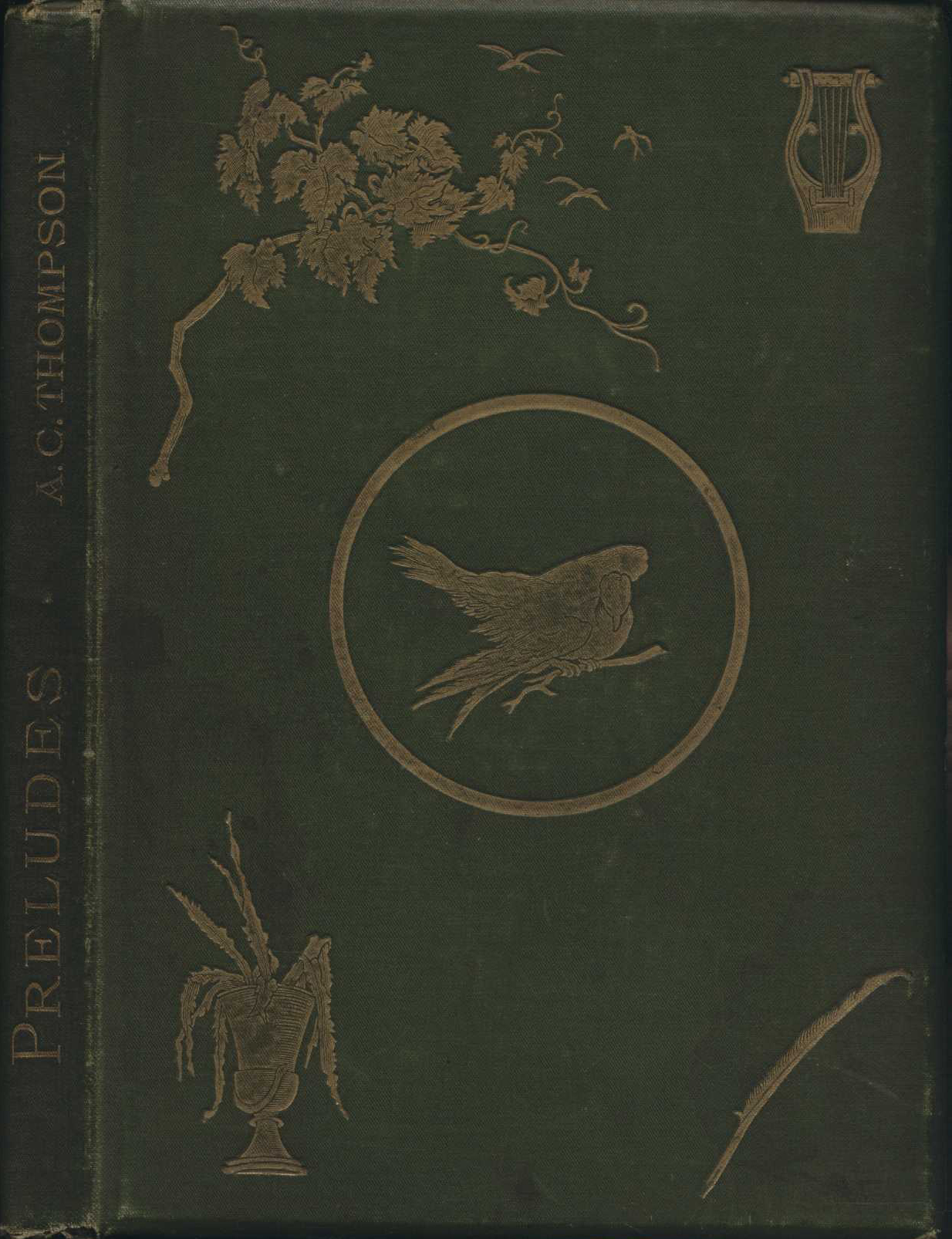 Alice Christiana Thompson Meynell. Preludes. London: Henry S. King, 1875.