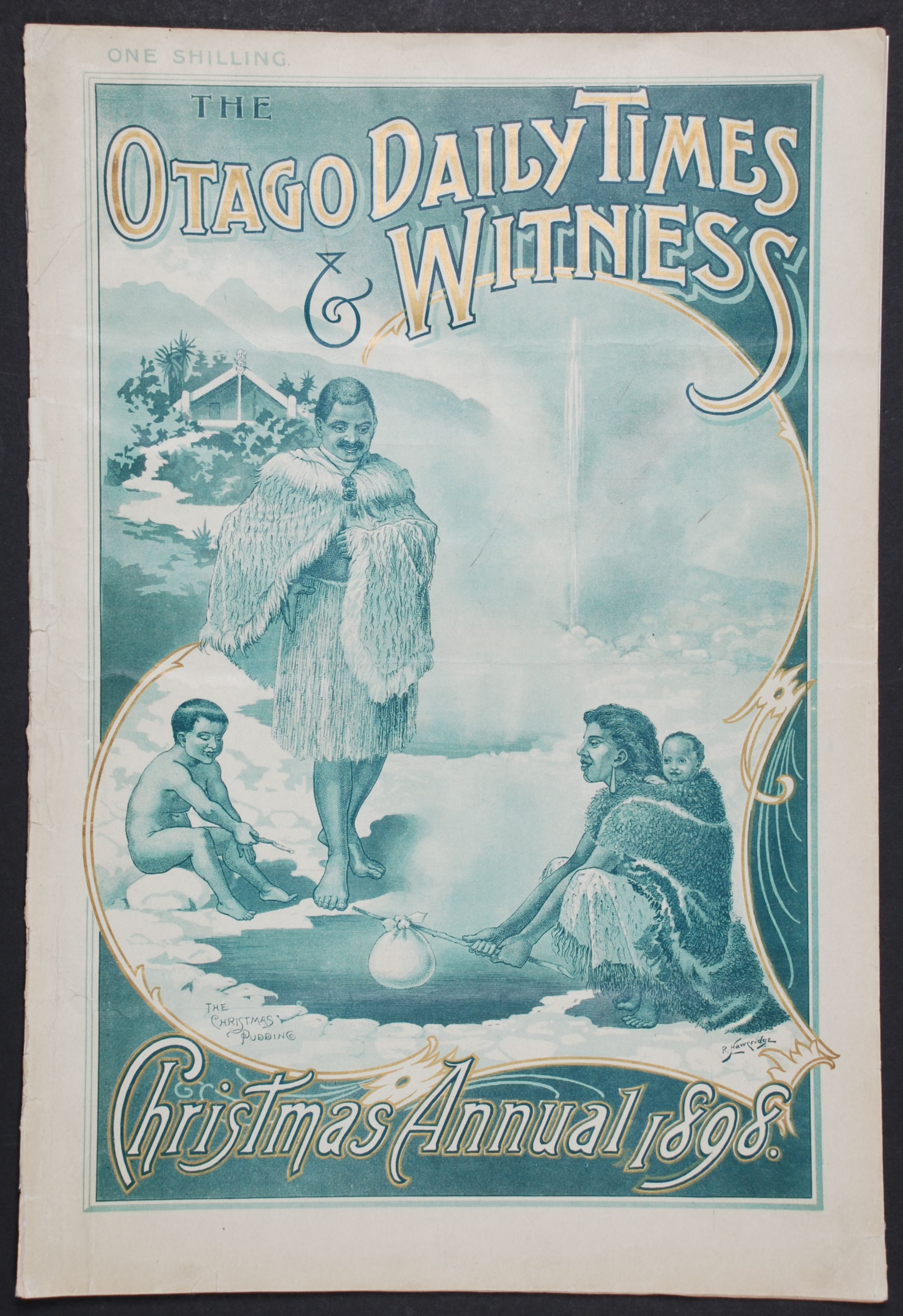 The Otago Daily Times & Witness. Christmas Annual, 1898.