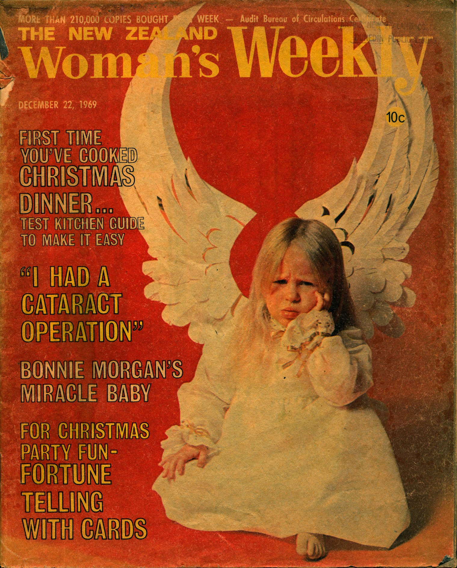 New Zealand Woman's Weekly. December 22 1969.