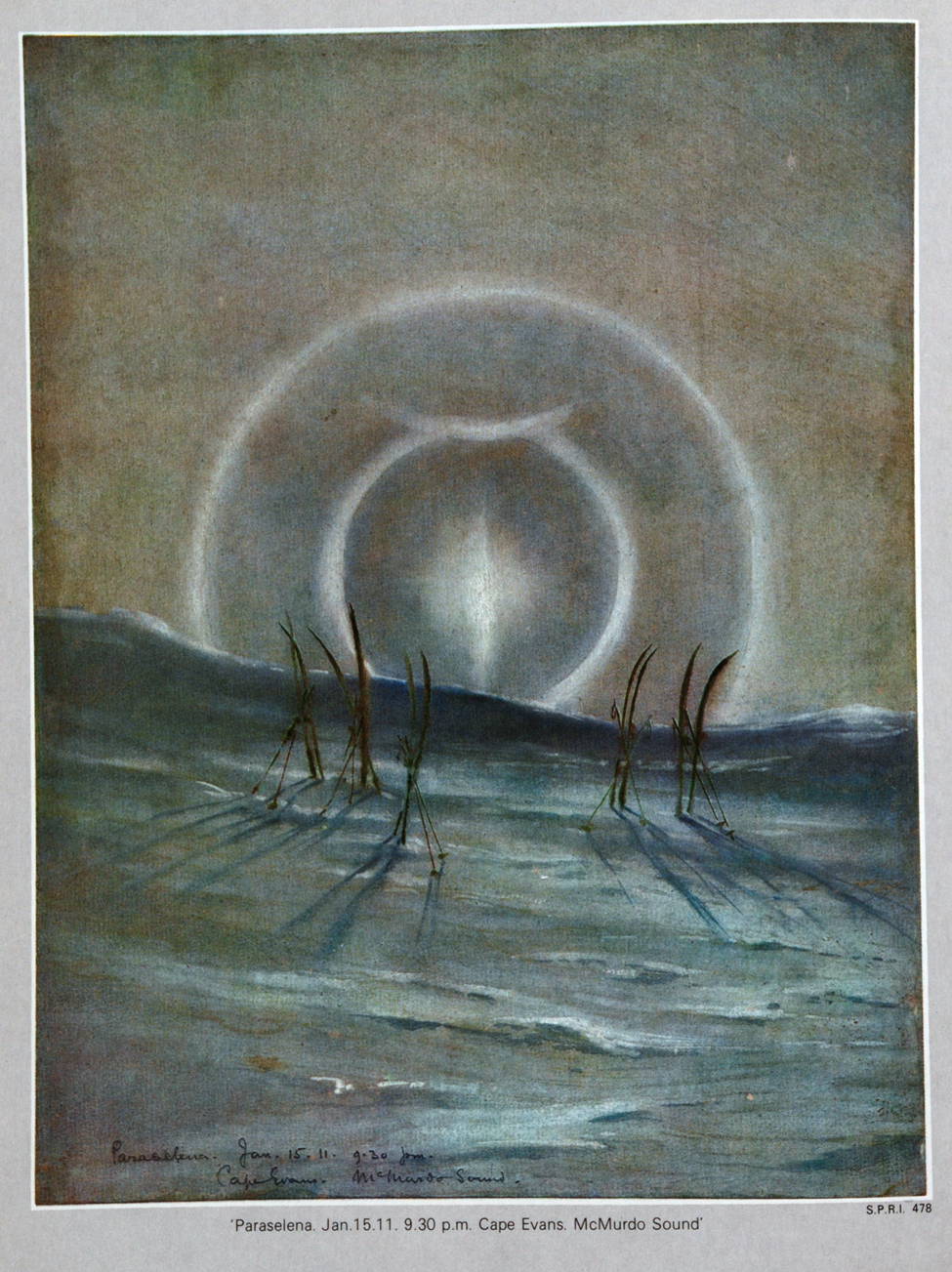 Edward Wilson. <i>Diary of the 'Terra Nova' Expedition to the Antarctic 1910–1912.</i> New York: Humanities Press, 1972.