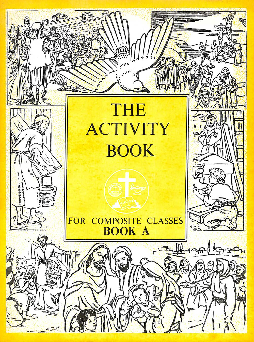 A.W. Reed. <em>The activity book for composite classes. Book A.</em> Wellington: A.H. & A.W. Reed, [1956]
