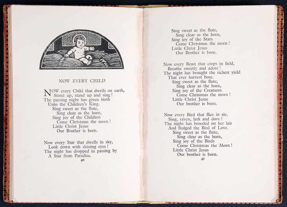 Eleanor Farjeon. <em>Come Christmas.</em> London: W. Collins Sons & Co., [1927]