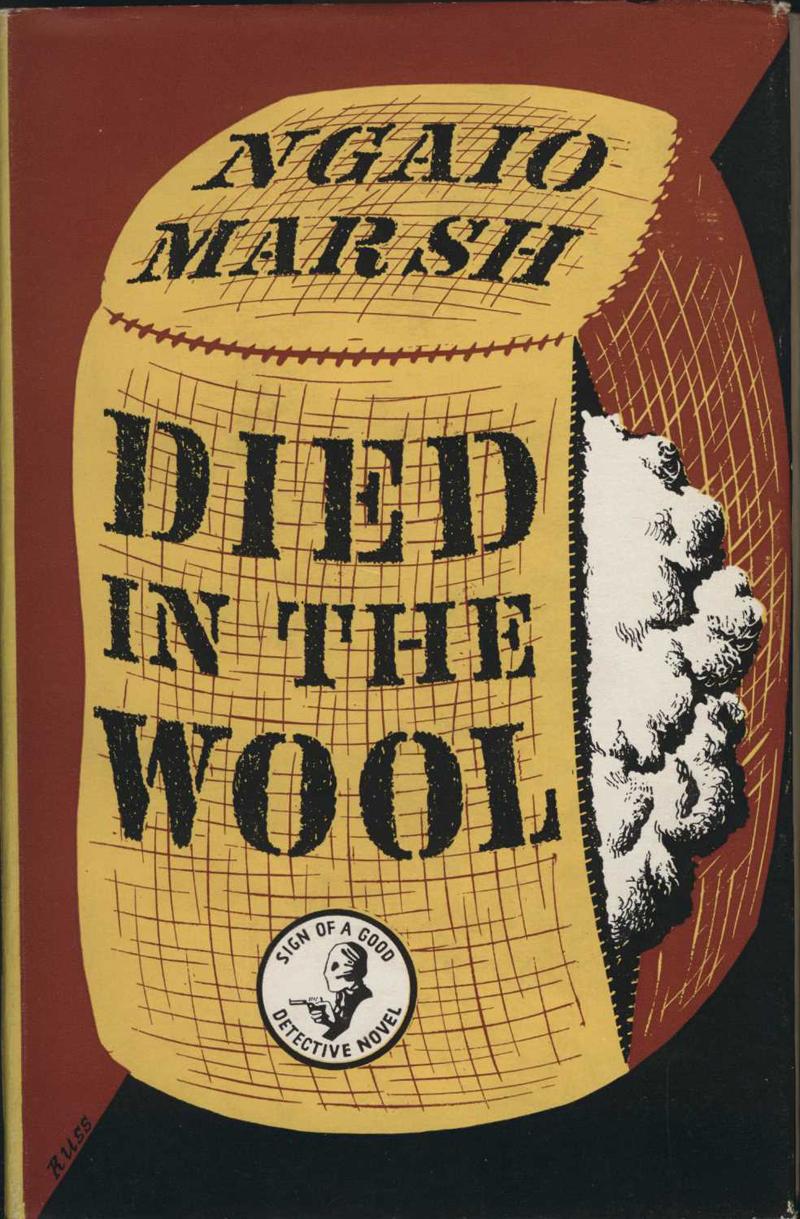 Marsh, N. Died in the Wool. London: The Crime Club, 1964