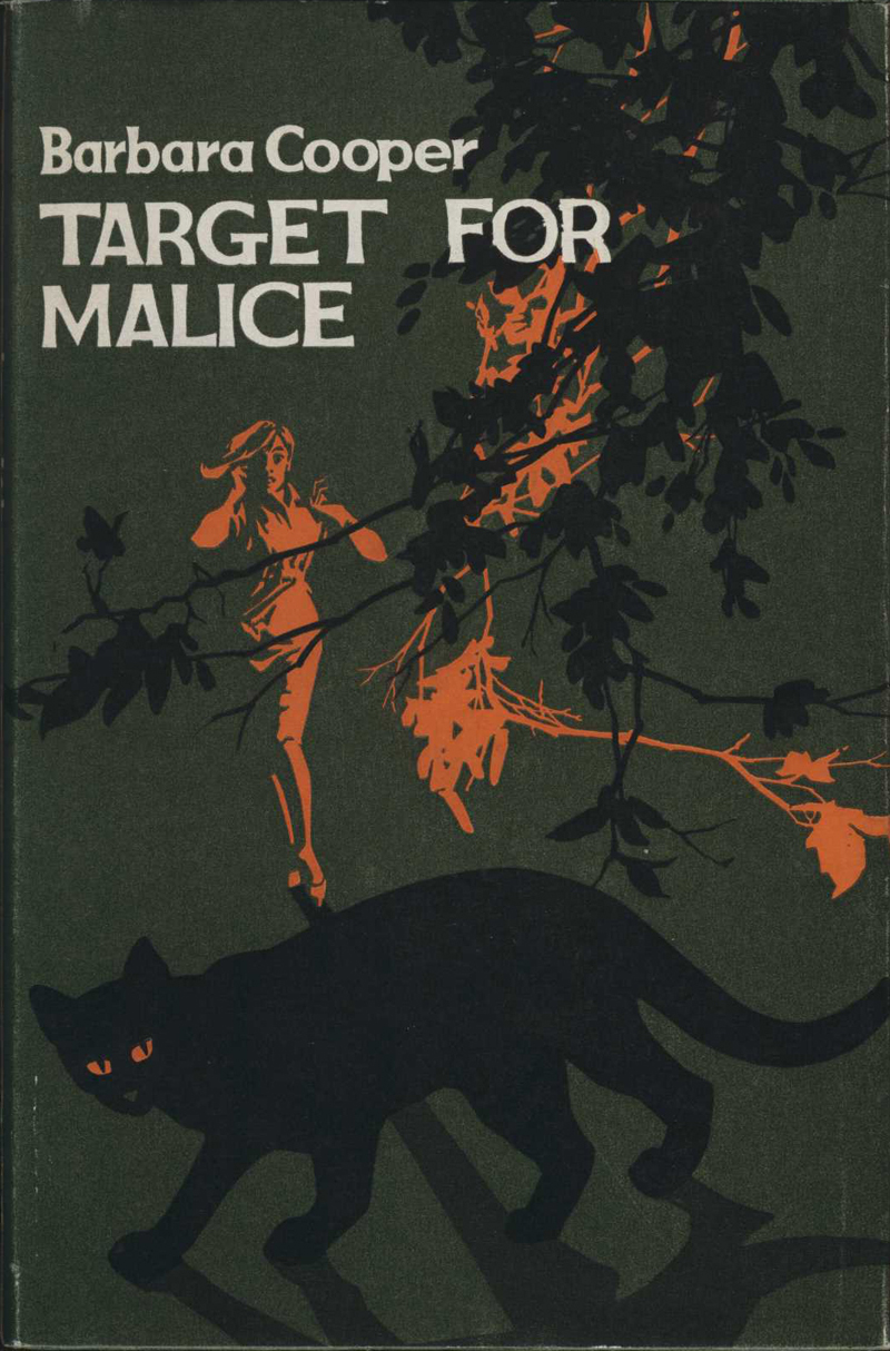 Cooper, B. Target for Malice. London: Robert Hale; New Zealand: Whitcombe & Tombs, 1964