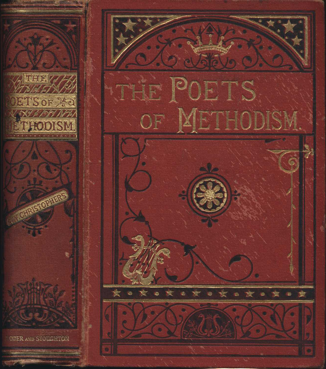 S.W. Christophers. The poets of Methodism. London: Hodder and Stoughton, 1877.