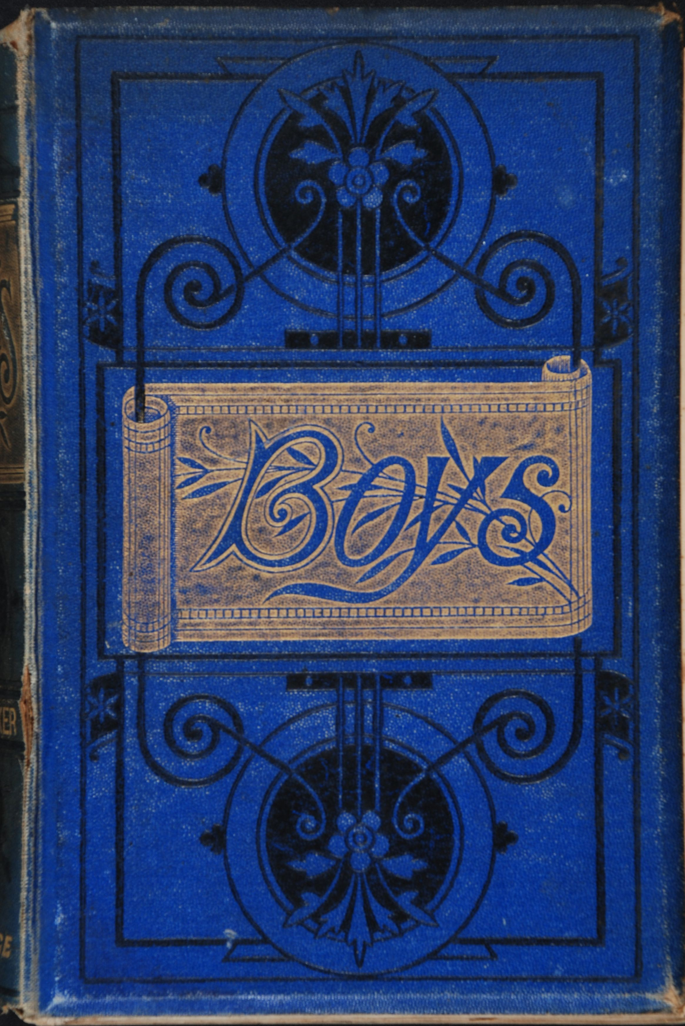 Lady Barker. Boys. London: George Routledge and Sons, 1874.