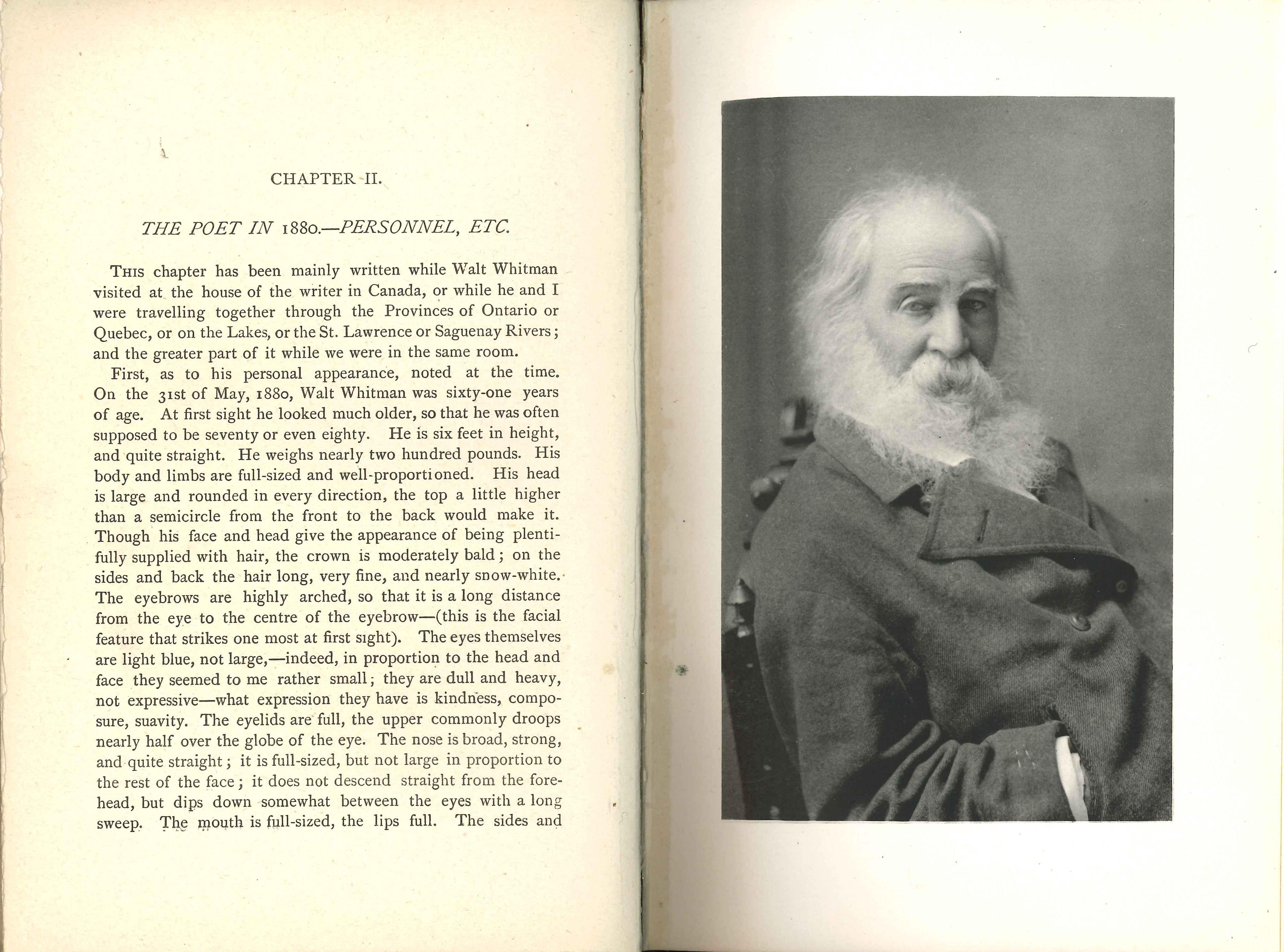 Richard Maurice Bucke. Walt Whitman. Philadelphia: David McKay, 1883.