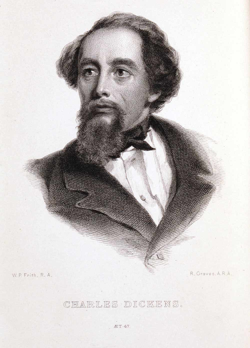 John Forster. The Life of Charles Dickens, Volume 2. London: Chapman and Hall, 1872