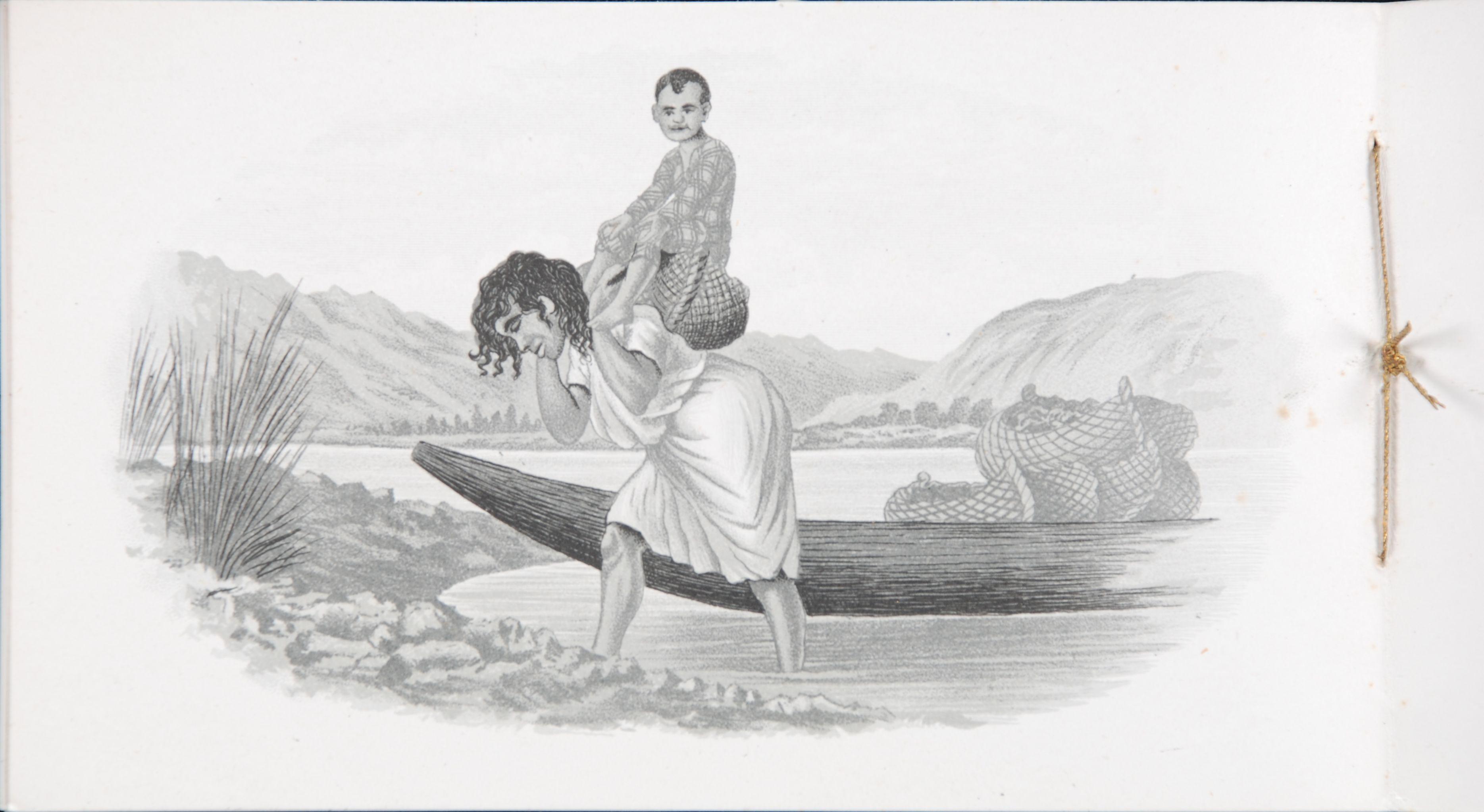 James Duigan. Tiki's trip to town. Wanganui, N.Z.: A.D. Willis, [1893].