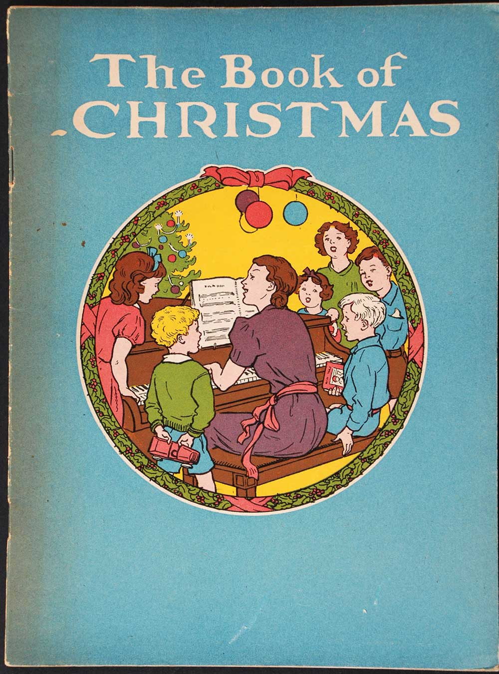 <em>The book of Christmas: a collection of carols, stories, and games for the Christmas season.</em> Wellington: A.H. & A.W. Reed, 1943.