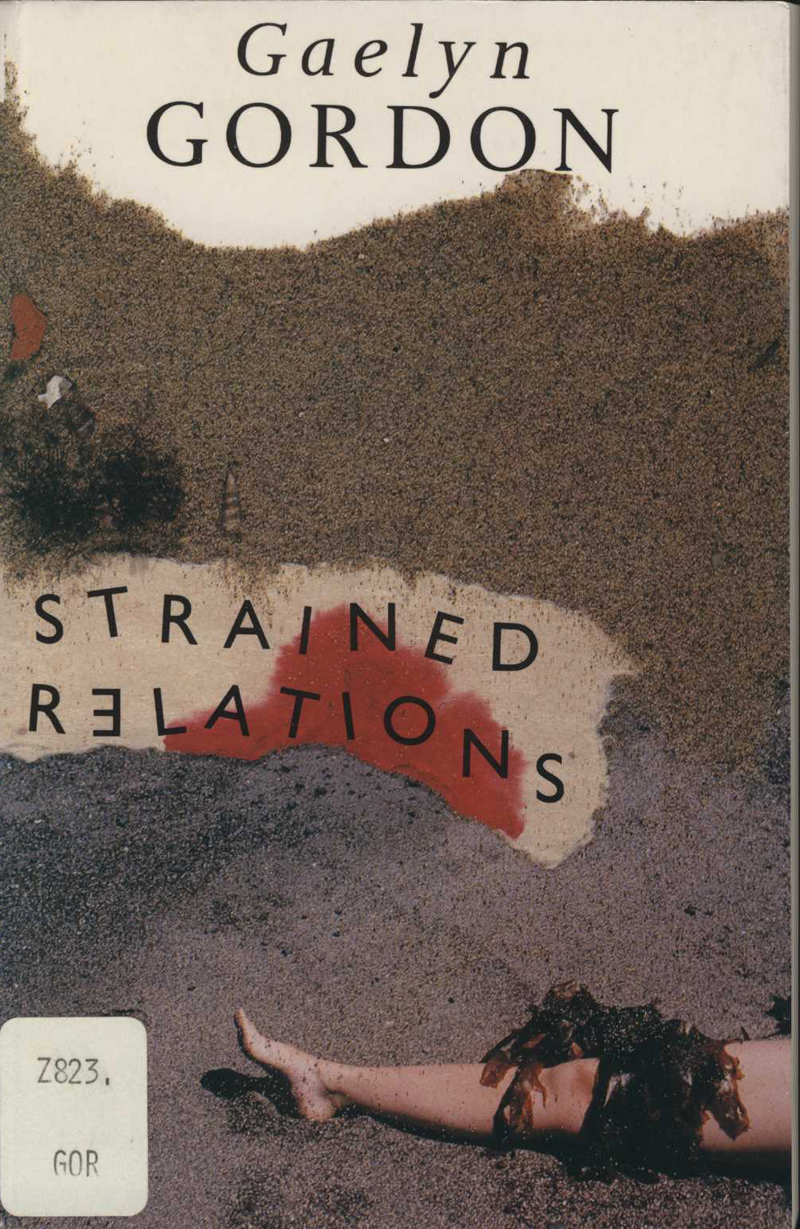 Gordon, G. Strained Relations. Auckland: Vintage, 1991