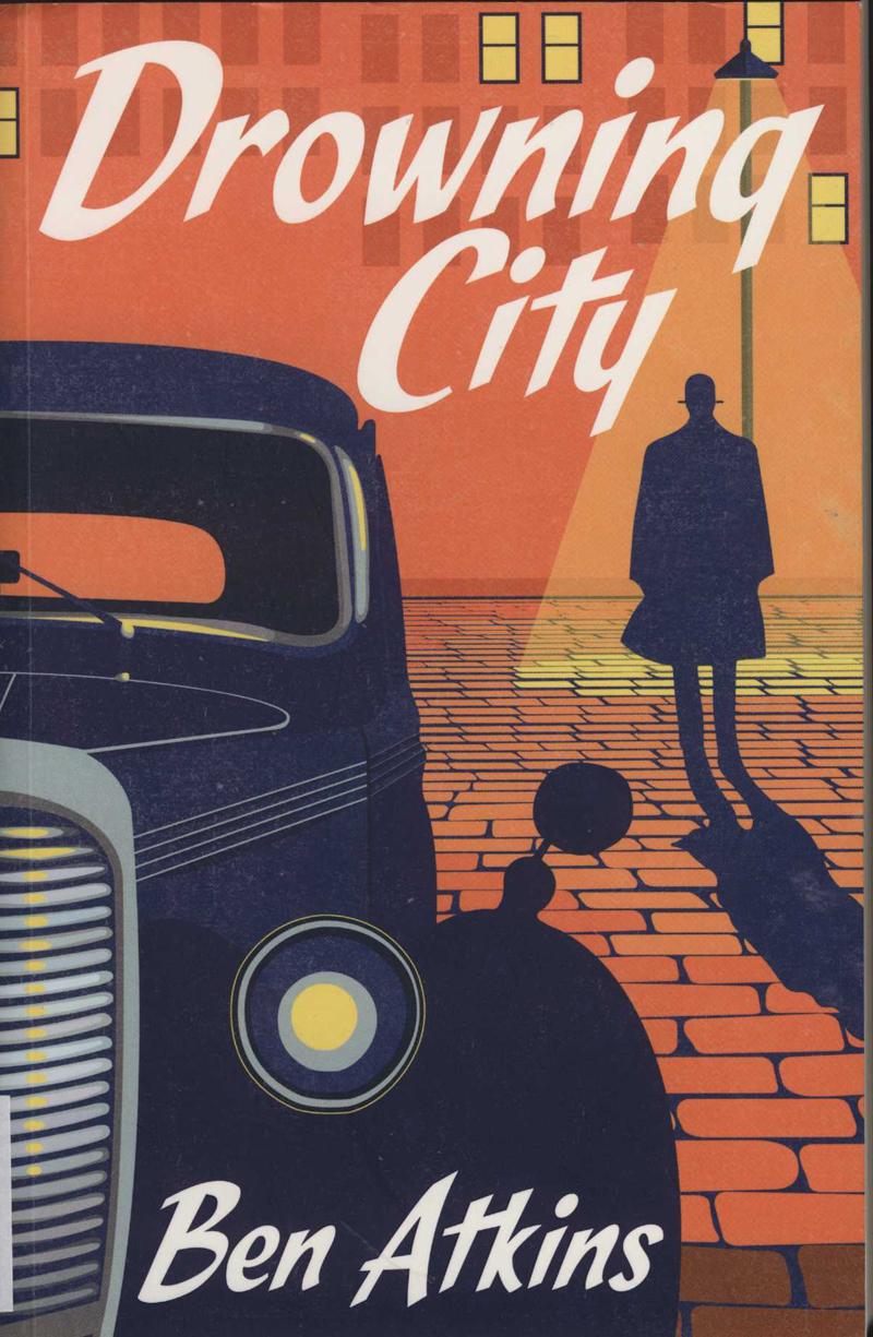 Atkins, B. Drowning City. Auckland: Vintage, 2014