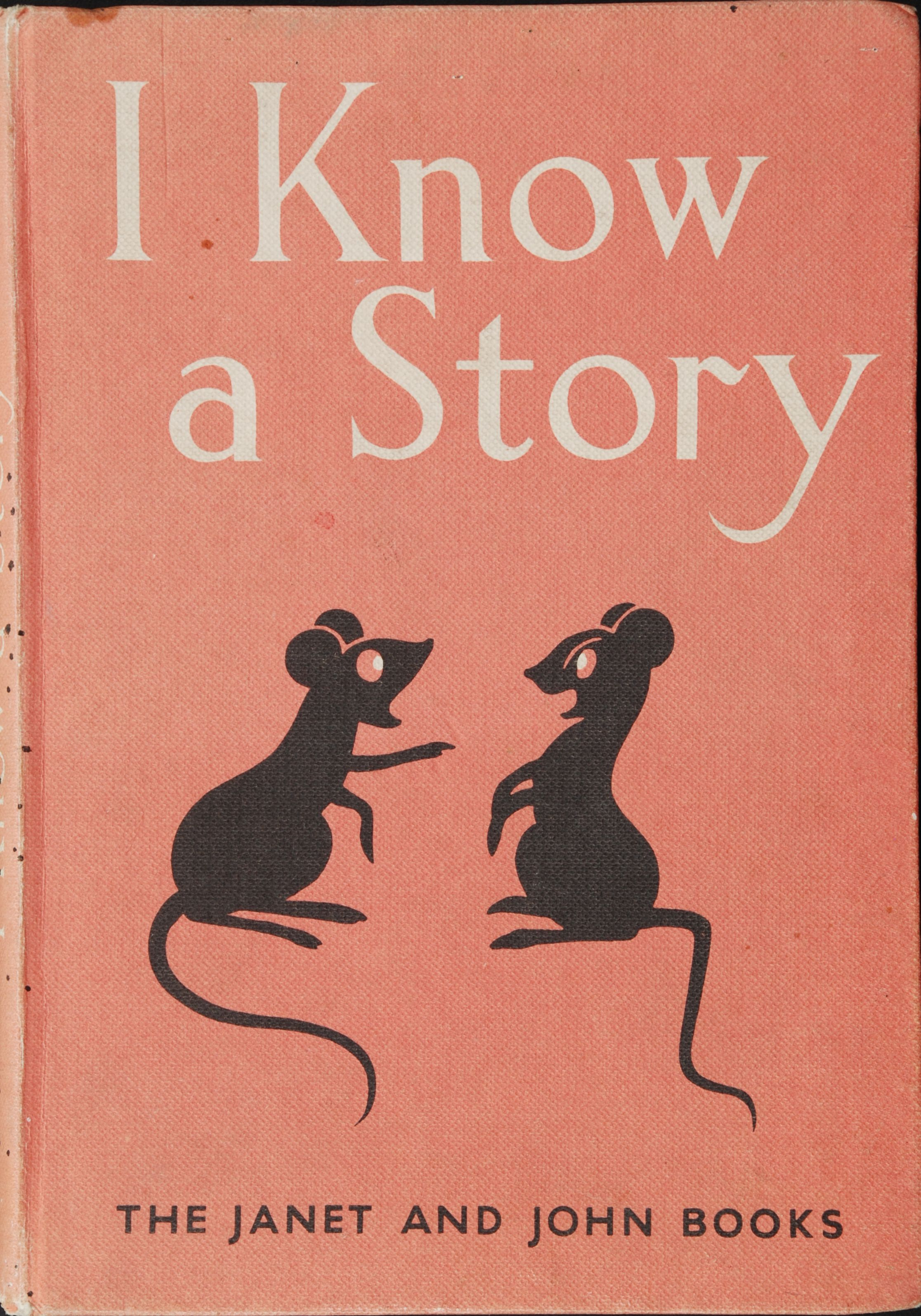 Mabel O'Donnell and Rona Munro. I know a story. Herts. [England]: James Nisbet and Co., 1949.