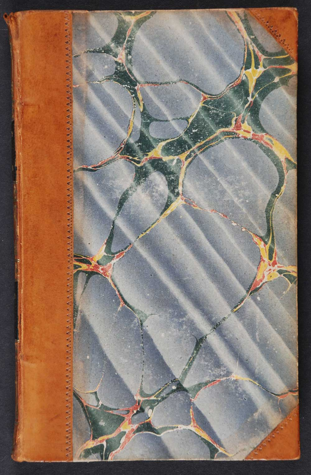 [Sir Walter Scott]. <em>Chronicles of the Canongate: second series.</em> [1st edition]. Edinburgh: Printed for Cadell and Co., Edinburgh; and Simpkin and Marshall, London, 1828. Two volumes; Vol. 2 displayed.
