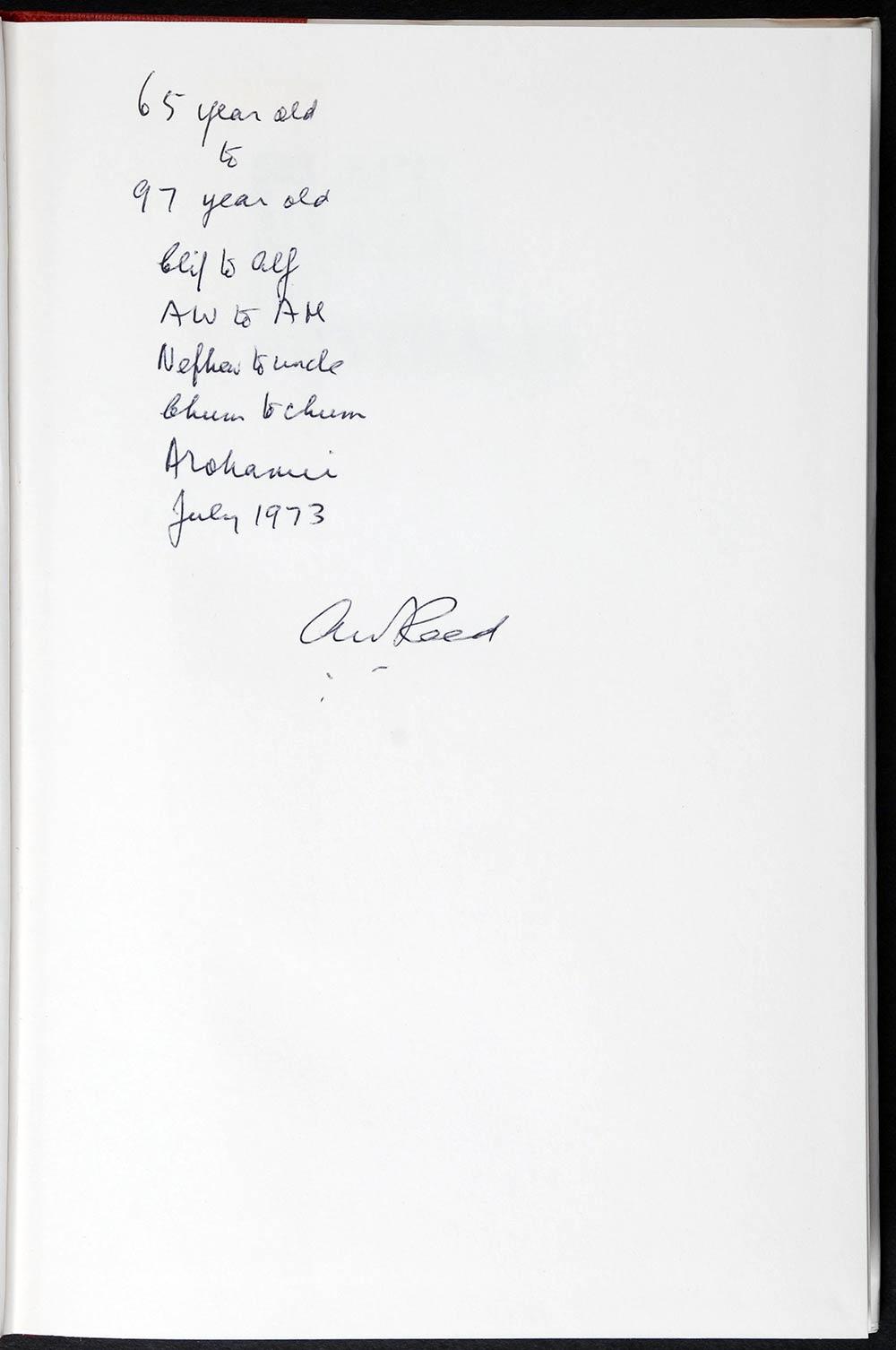 A.W. Reed. <em>Place names of Australia</em>. Sydney: Reed, 1973.