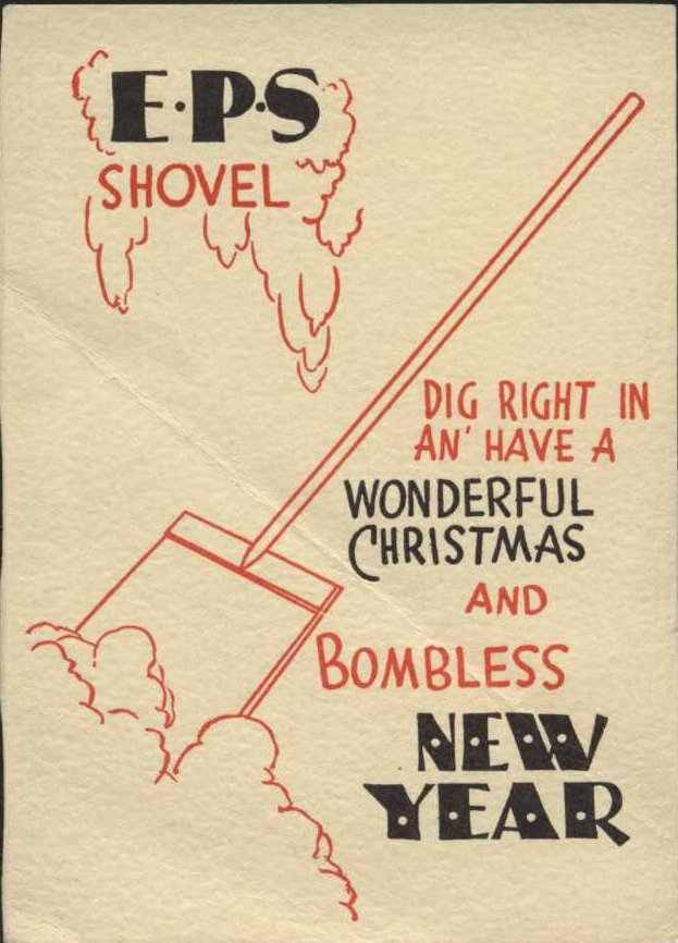 Wartime Christmas Cards