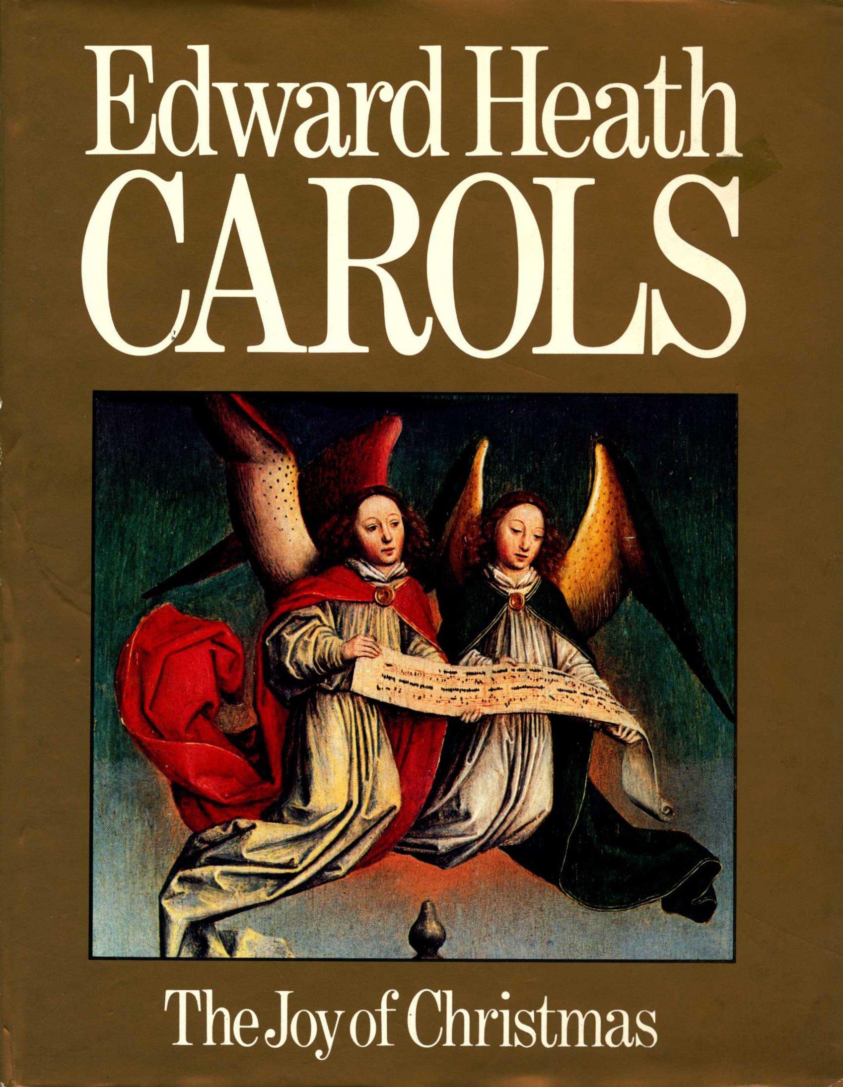 Carols: the joy of Christmas. London: Sidgwick & Jackson, 1977.