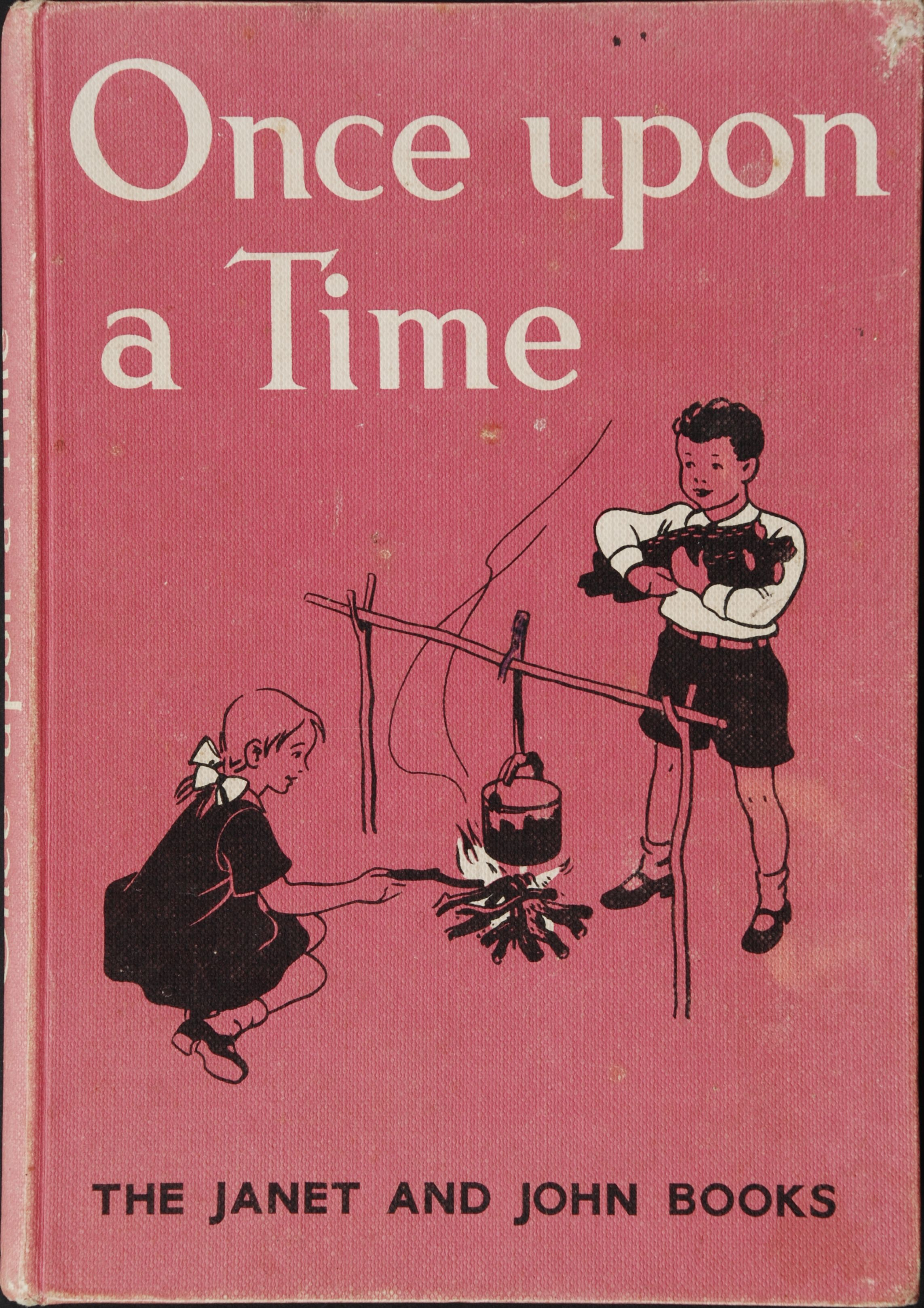 Mabel O'Donnell and Rona Munro. Once upon a time.  London, James Nisbet and Co. Ltd., 1951.