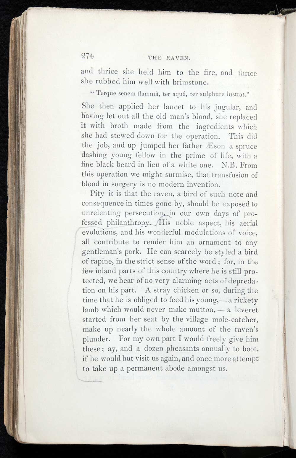 Charles Waterton. <em>Essays on natural history, chiefly ornithology</em>. London: Longman, Orme, Brown, Green & Longmans, 1838.