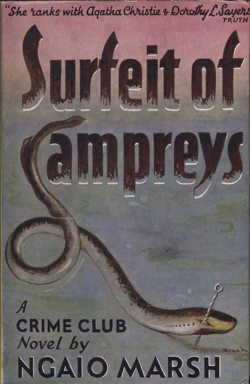 Marsh, N. Surfeit of Lampreys. London: The Crime Club, 1965
