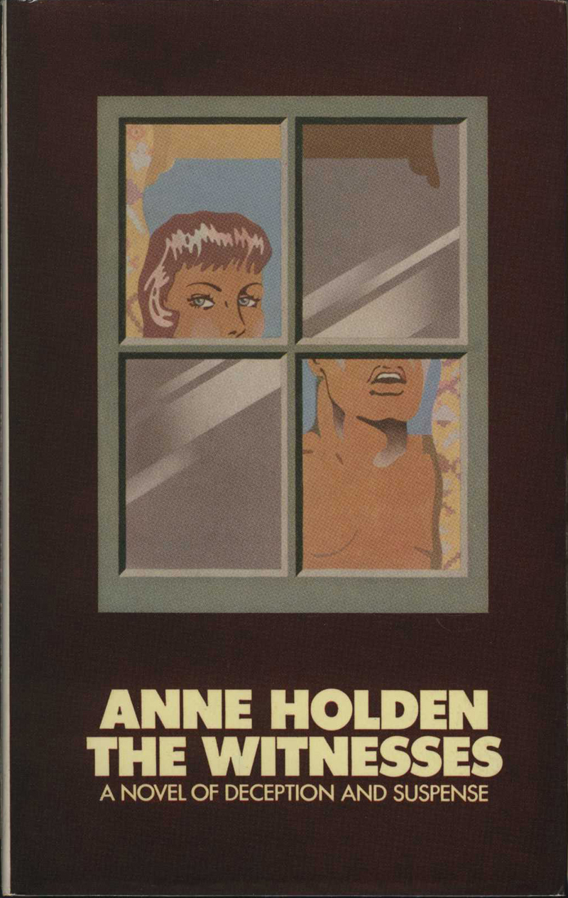 Holden, A. The Witnesses. London: MacMillan, 1971