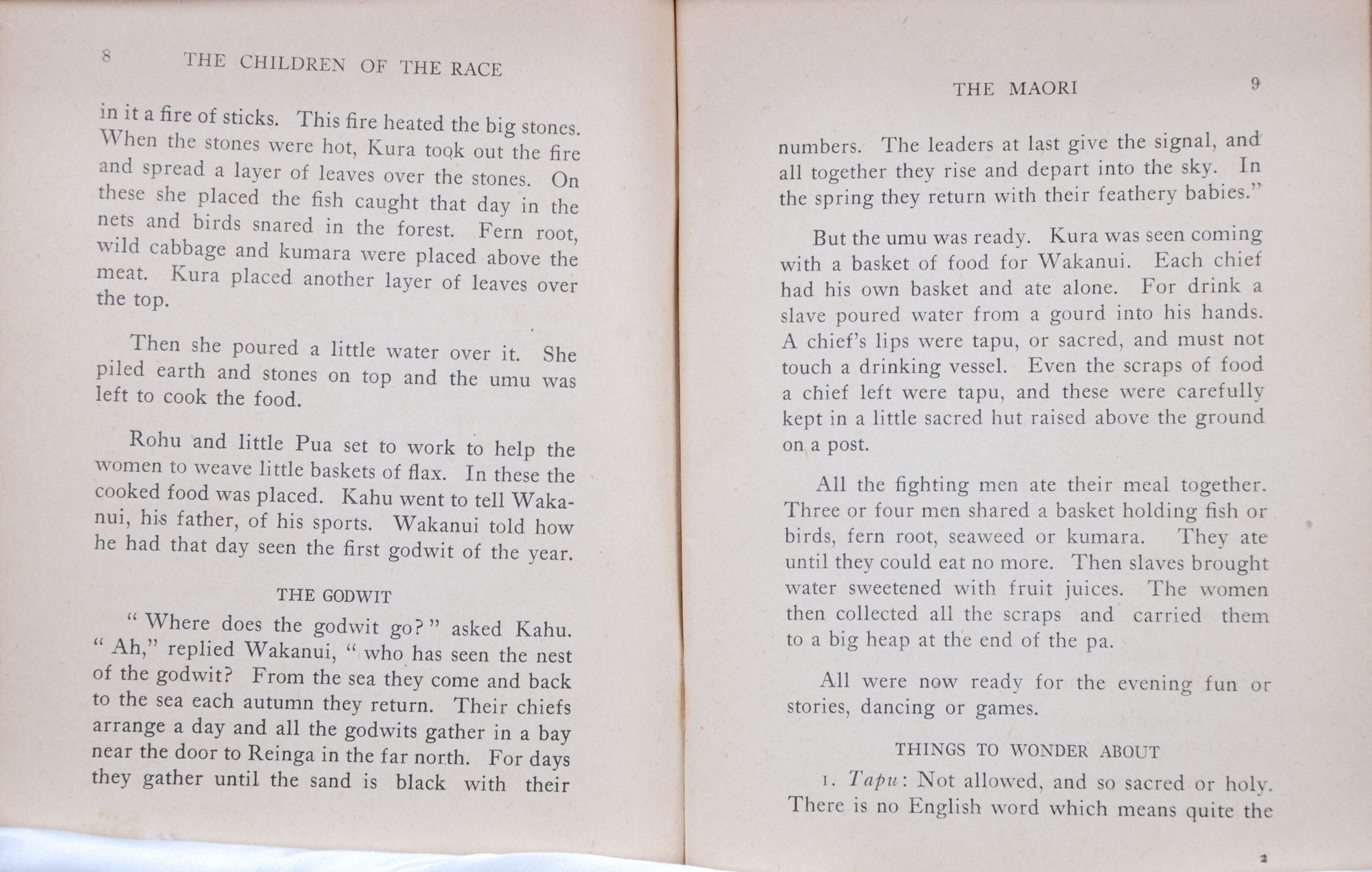 Leonard Monk Isitt.  Kahu, a Maori boy. Christchurch, N.Z.: L.M. Isitt Ltd., [ca. 1924].