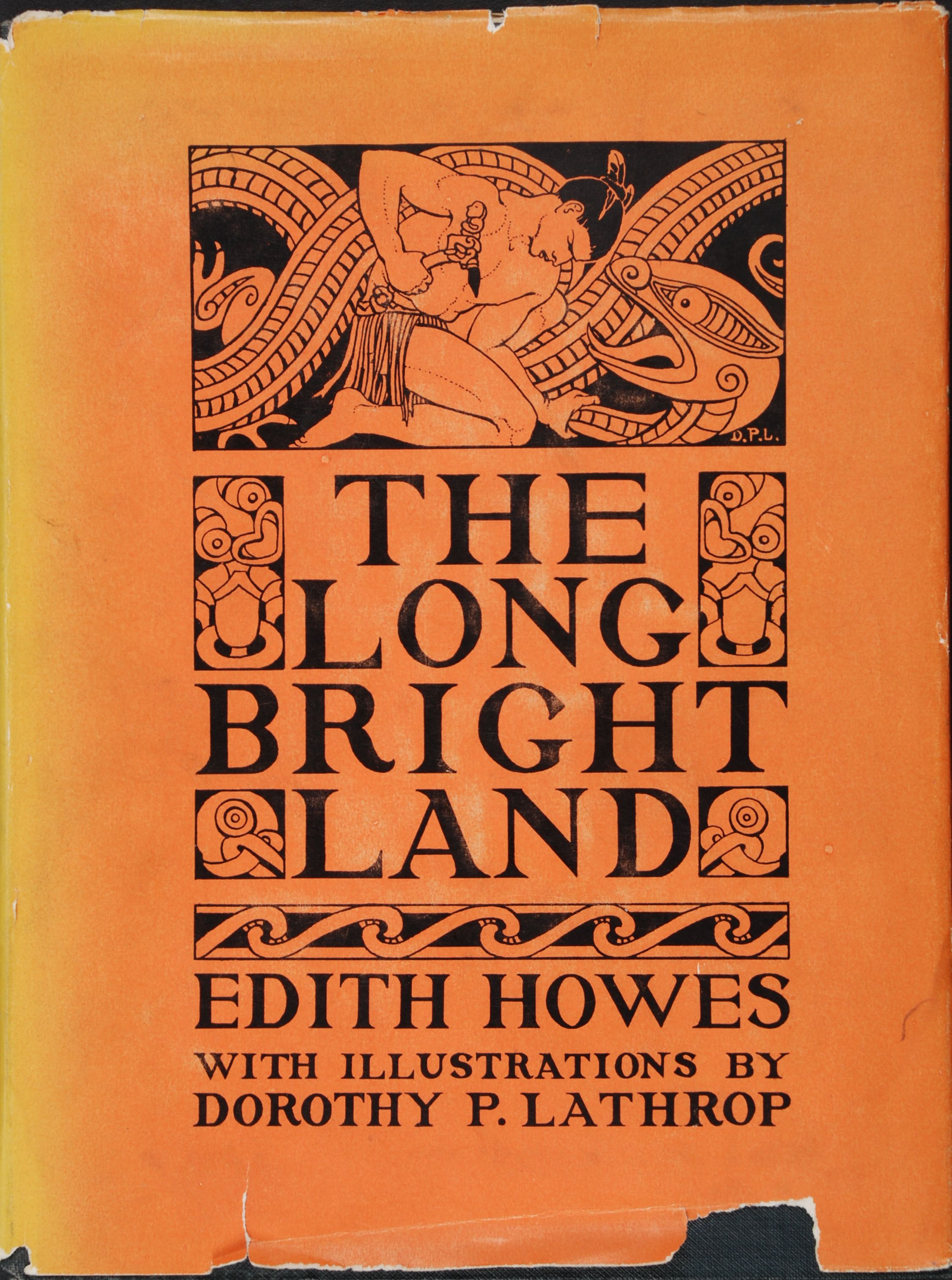 Edith Howes. The Long bright land : fairy tales from southern seas. Boston: Little, Brown and company, 1929.