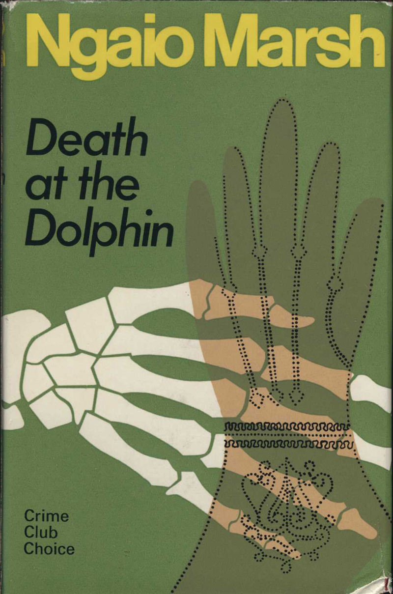 Marsh, N. Death at the Dolphin. London: The Crime Club, 1967