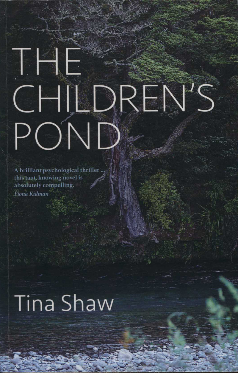 Shaw, T. The Children's Pond. Taupo: Pointer Press, 2014