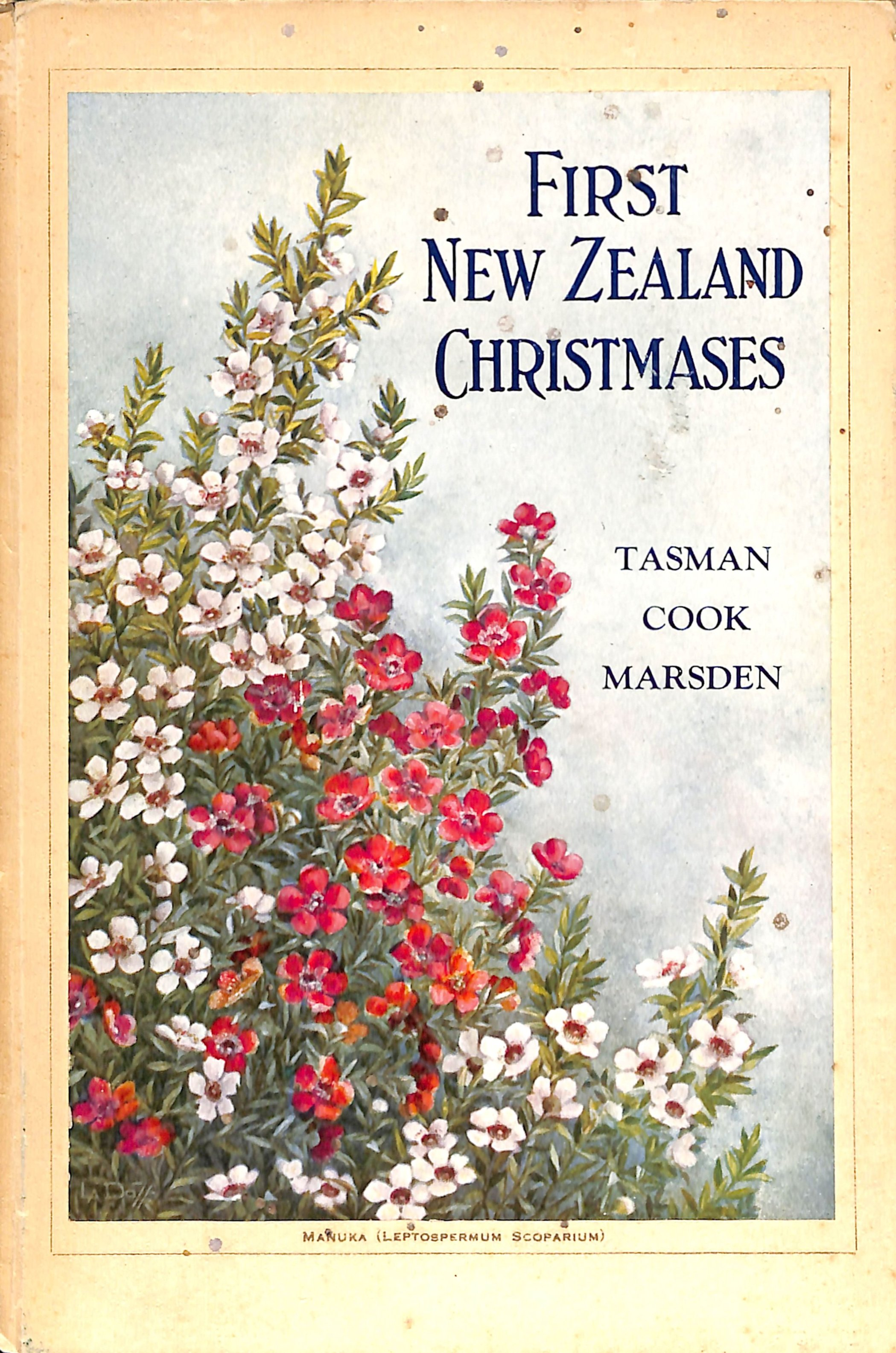 A.H. & A.W. Reed. First New Zealand Christmases. Dunedin: A.H. Reed, 1933.