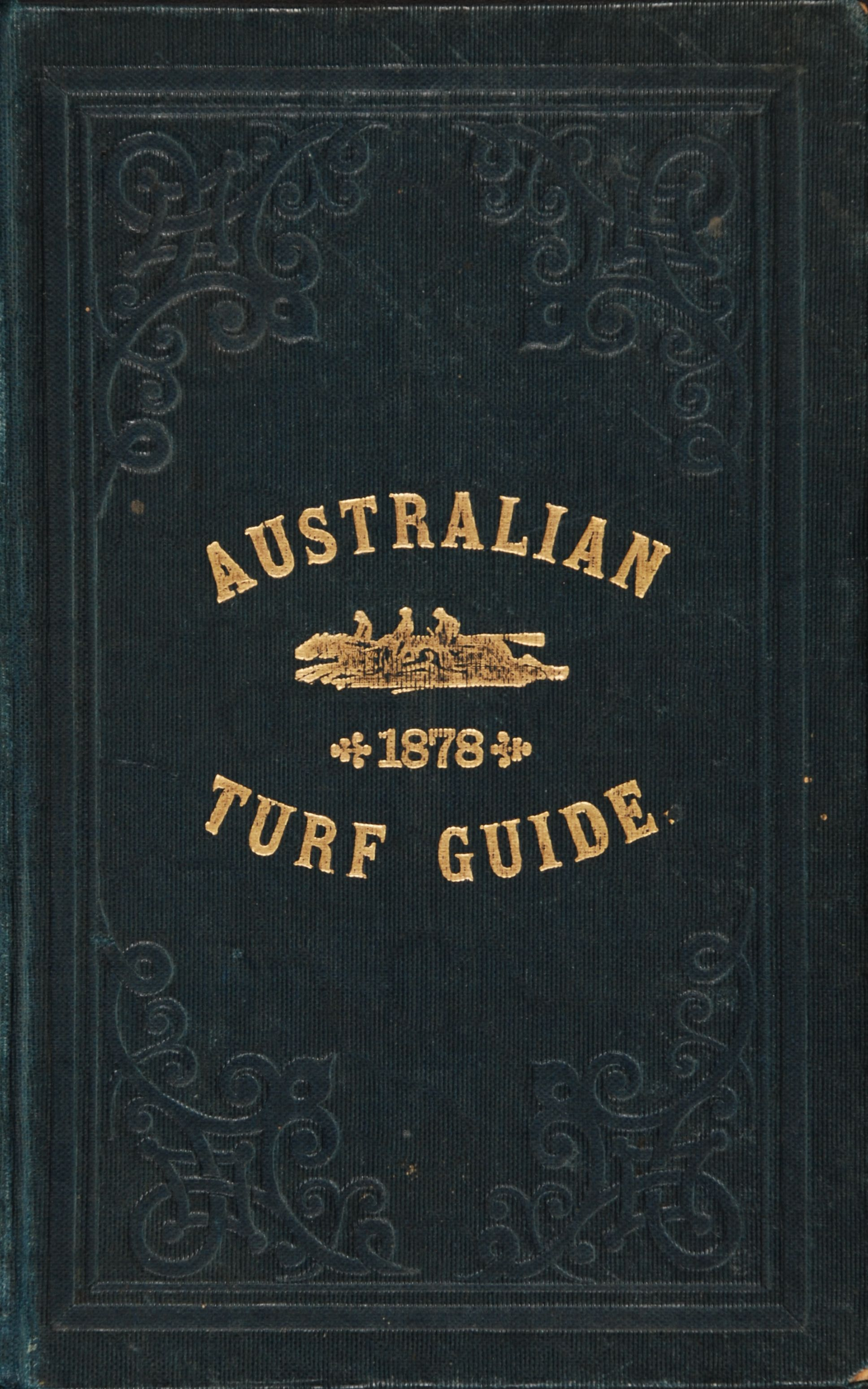 The Australian Turf Guide: containing a full report of the past season's racing, and entries for coming events.  Sydney: A.W. Beard, 1879.