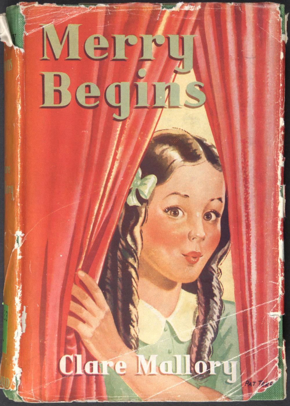 Clare Mallory. <em>Merry begins</em>. Melbourne: Oxford University Press, 1947.