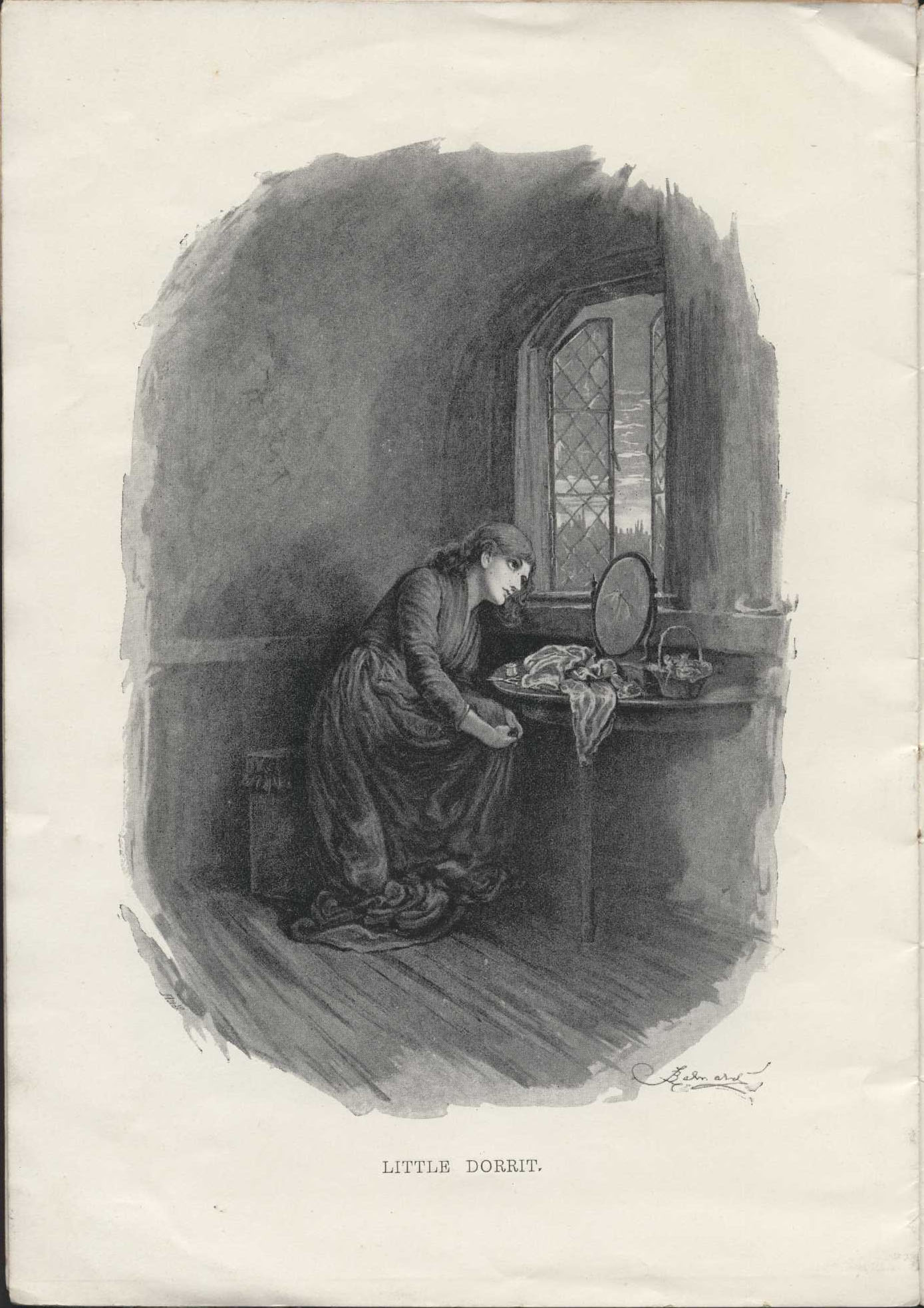 Frederick Barnard. Character sketches from Dickens. London: Cassell, 1896.