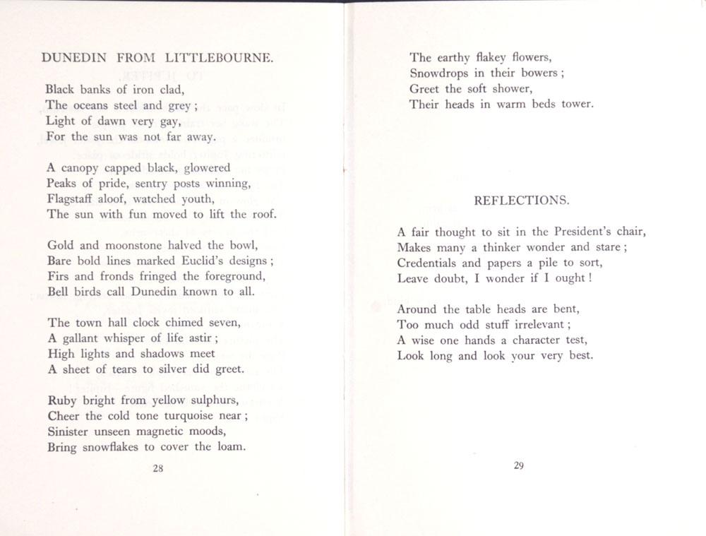 E.C. McLaren. <em>Millbrook and other rhythms.</em> Ilfracombe: Arthur H. Stockwell Ltd., 1955.
